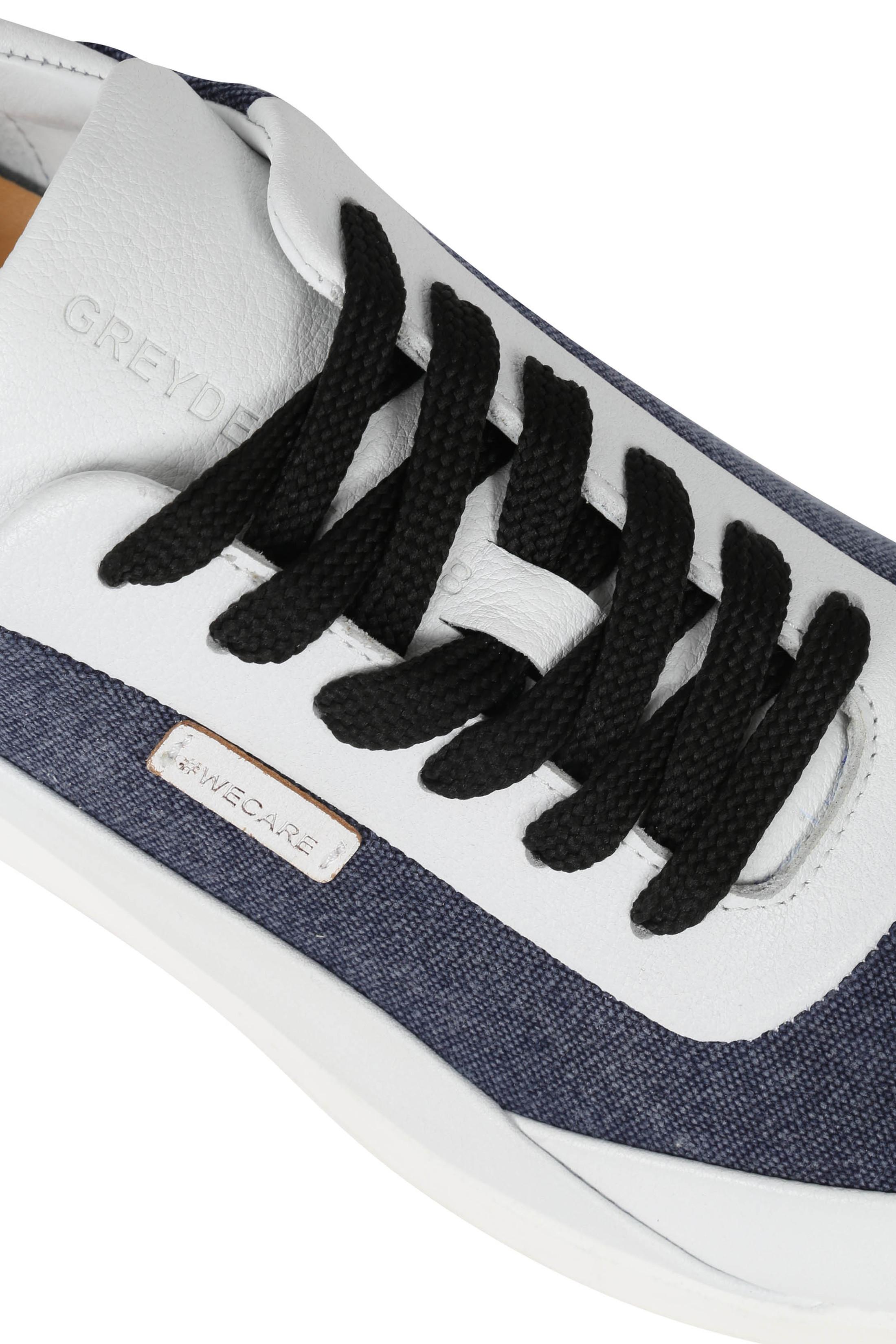 Greyder Lab Sneaker GL-212-31 Blauw