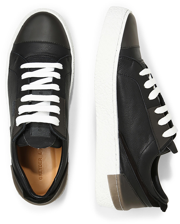 Greyder Lab Sneaker GL-212-51 Zwart