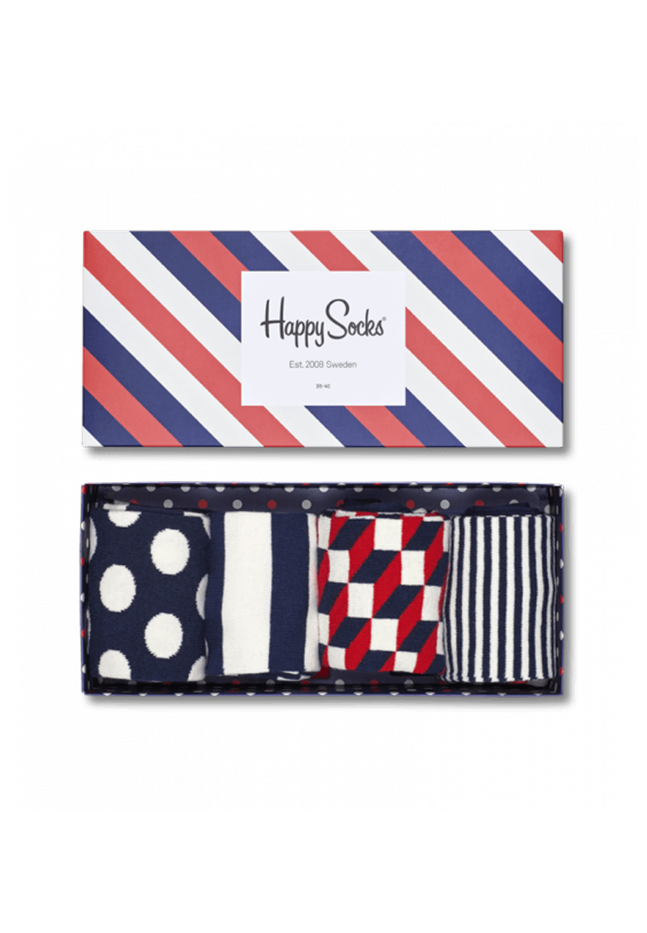 Happy Socks 41-46 Cadeau Box foto 1