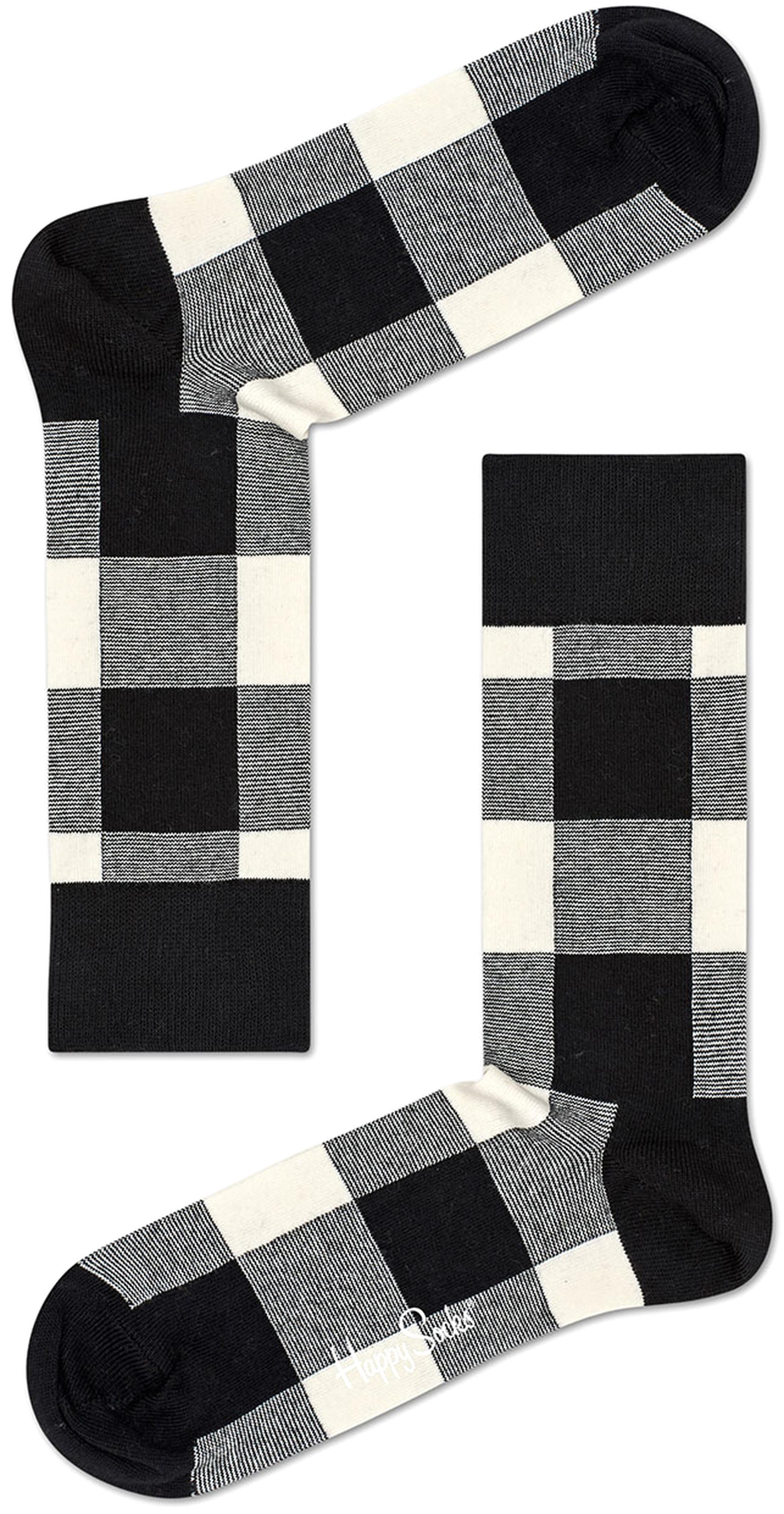 Happy Socks Black & White Gift Box