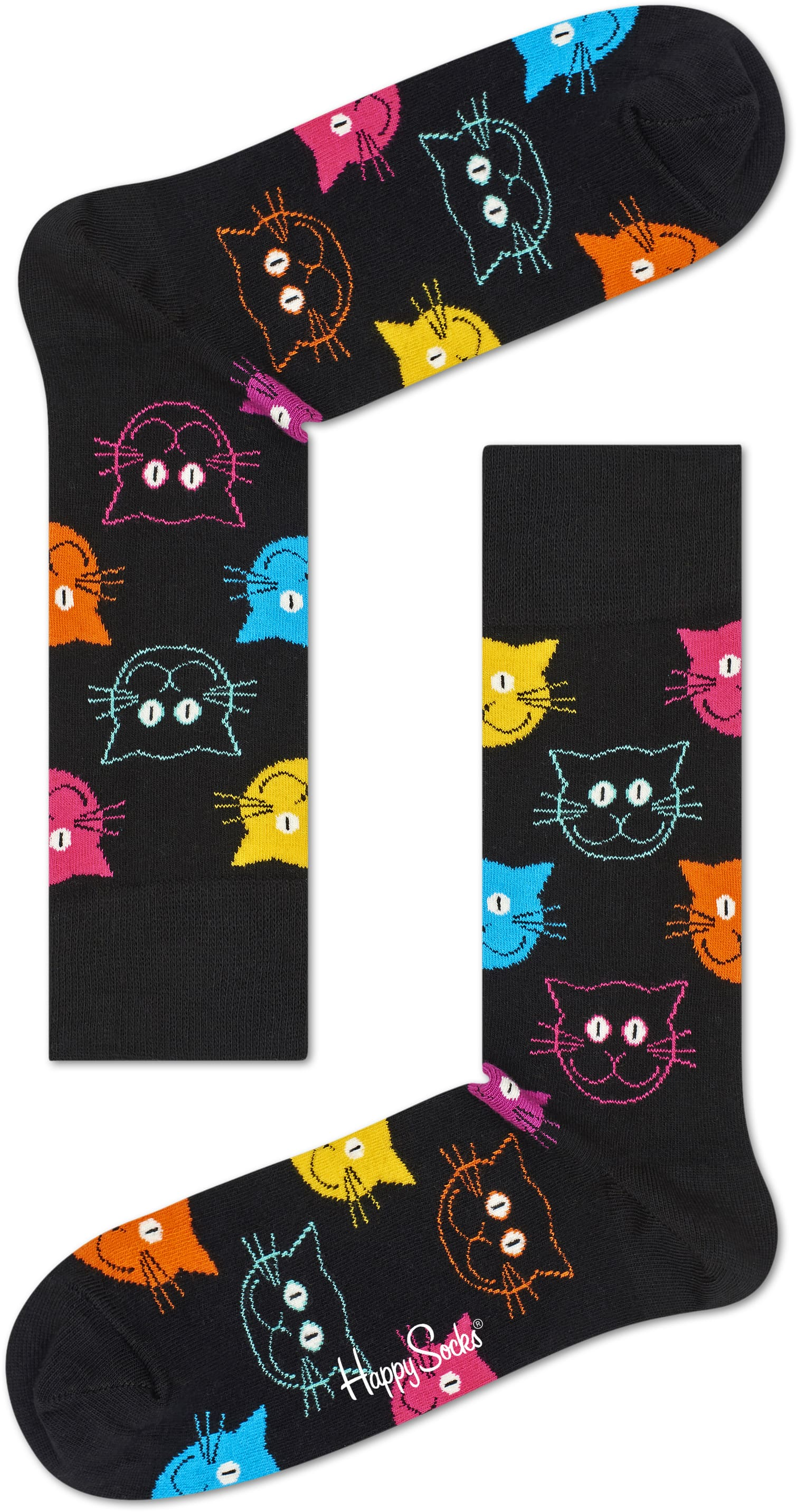 Happy Socks Cat foto 0