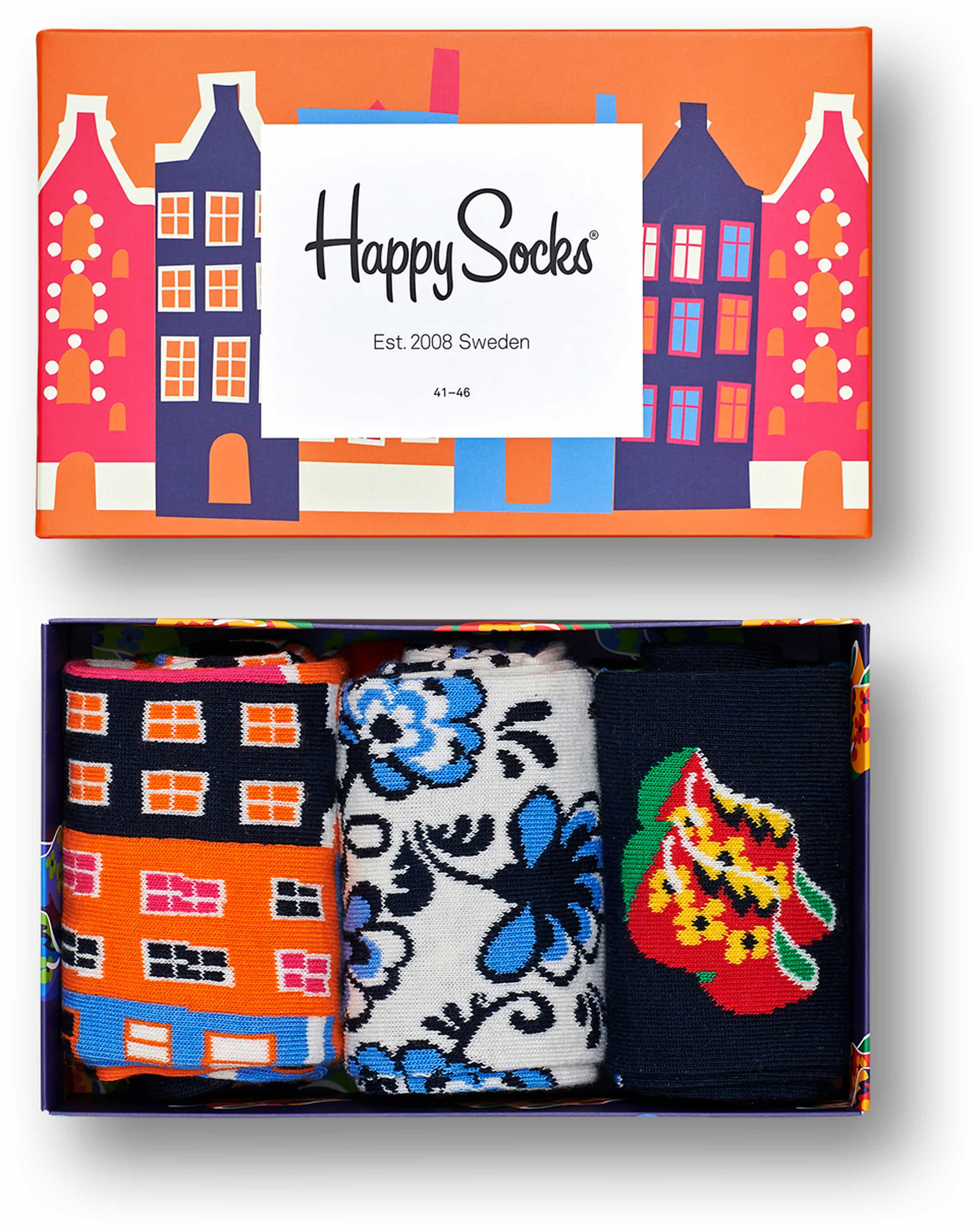 Happy Socks Dutch Edition Gift Box foto 1