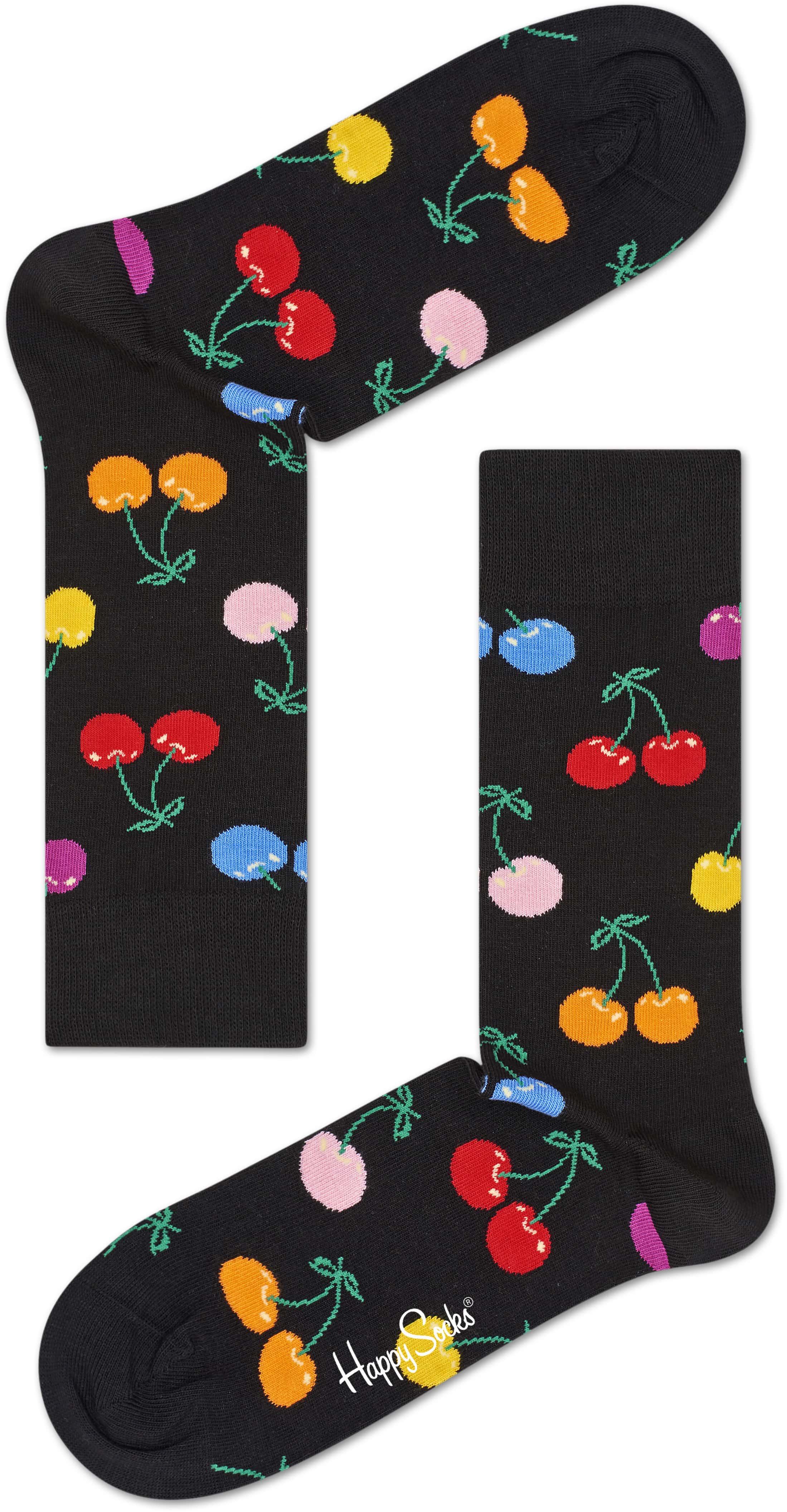 Happy Socks Kleurrijke Kersen foto 0