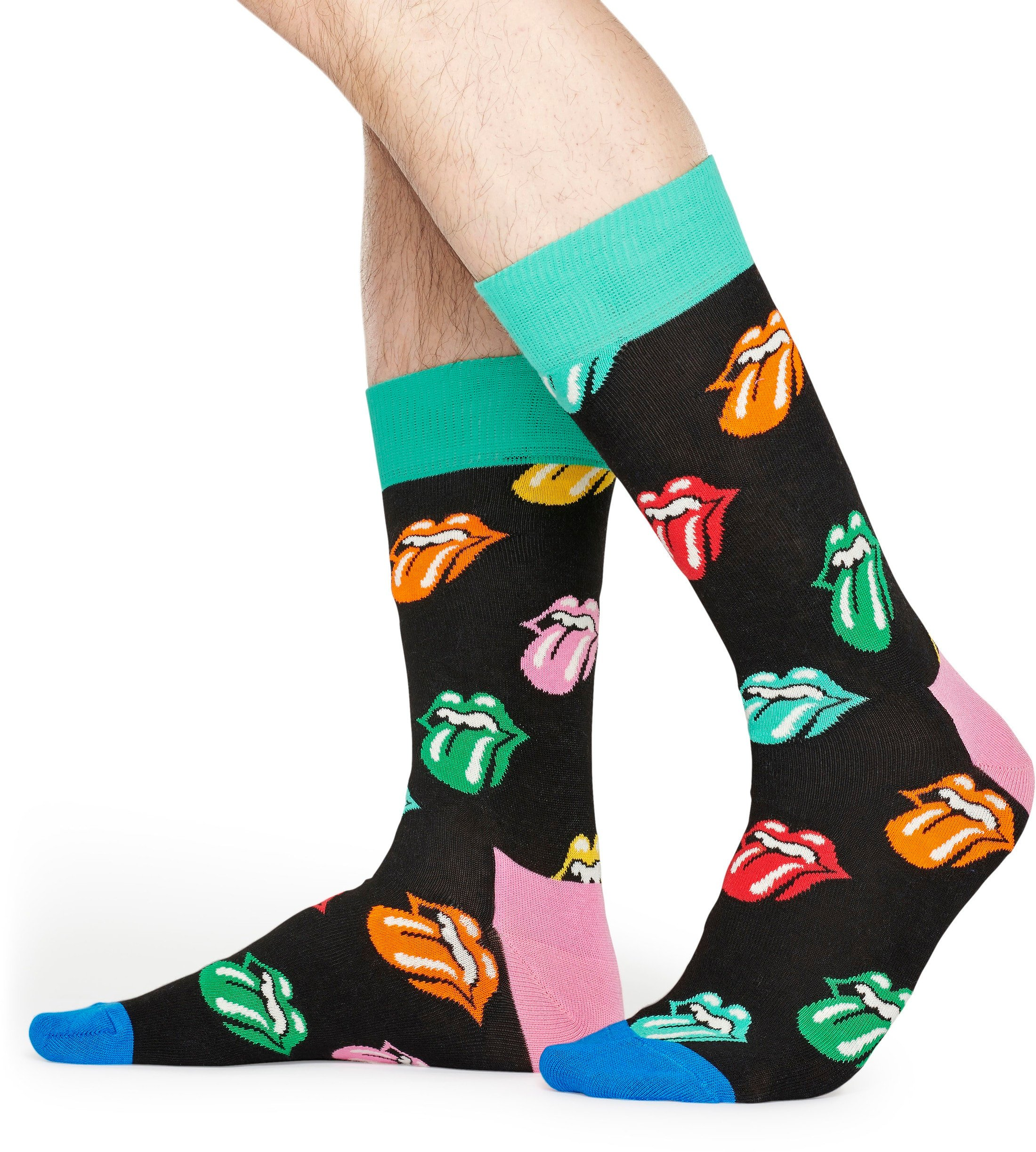 Happy Socks Rolling Stones Paint It Bright foto 1