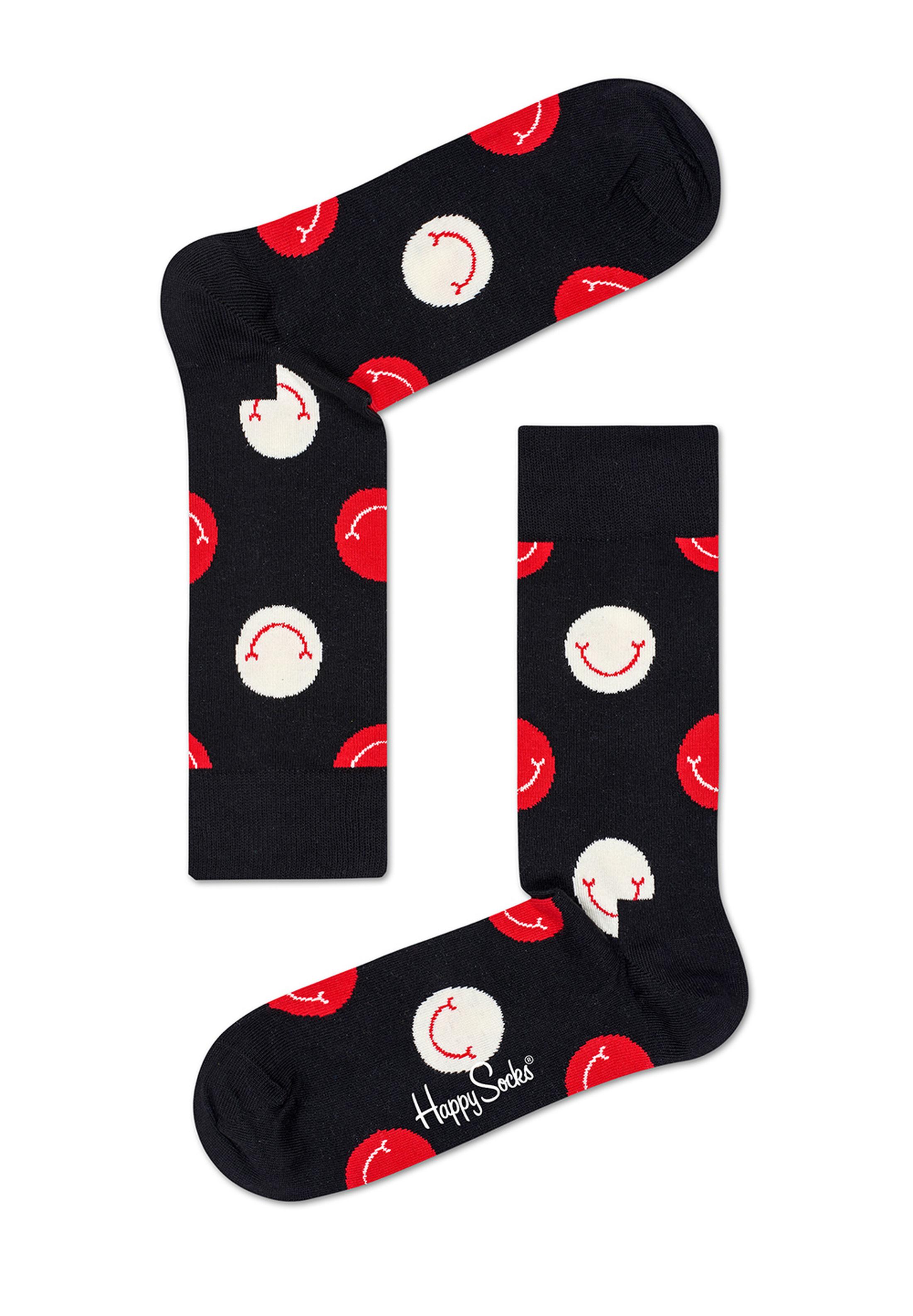 Happy Socks Smile SMI01-9000 foto 0