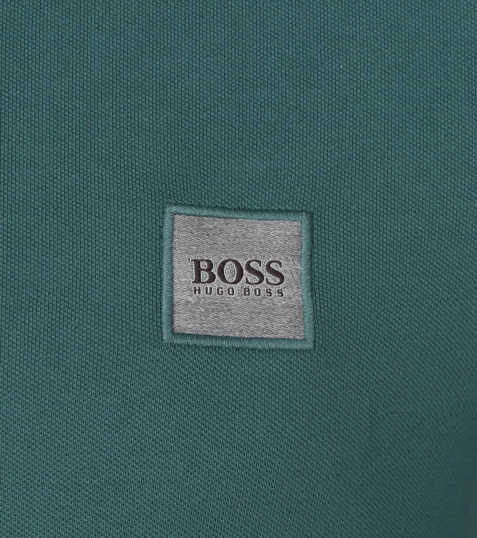 Hugo Boss Polo Passenger Donkergroen