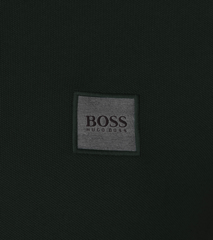 Hugo Boss Polo Passenger Open Groen