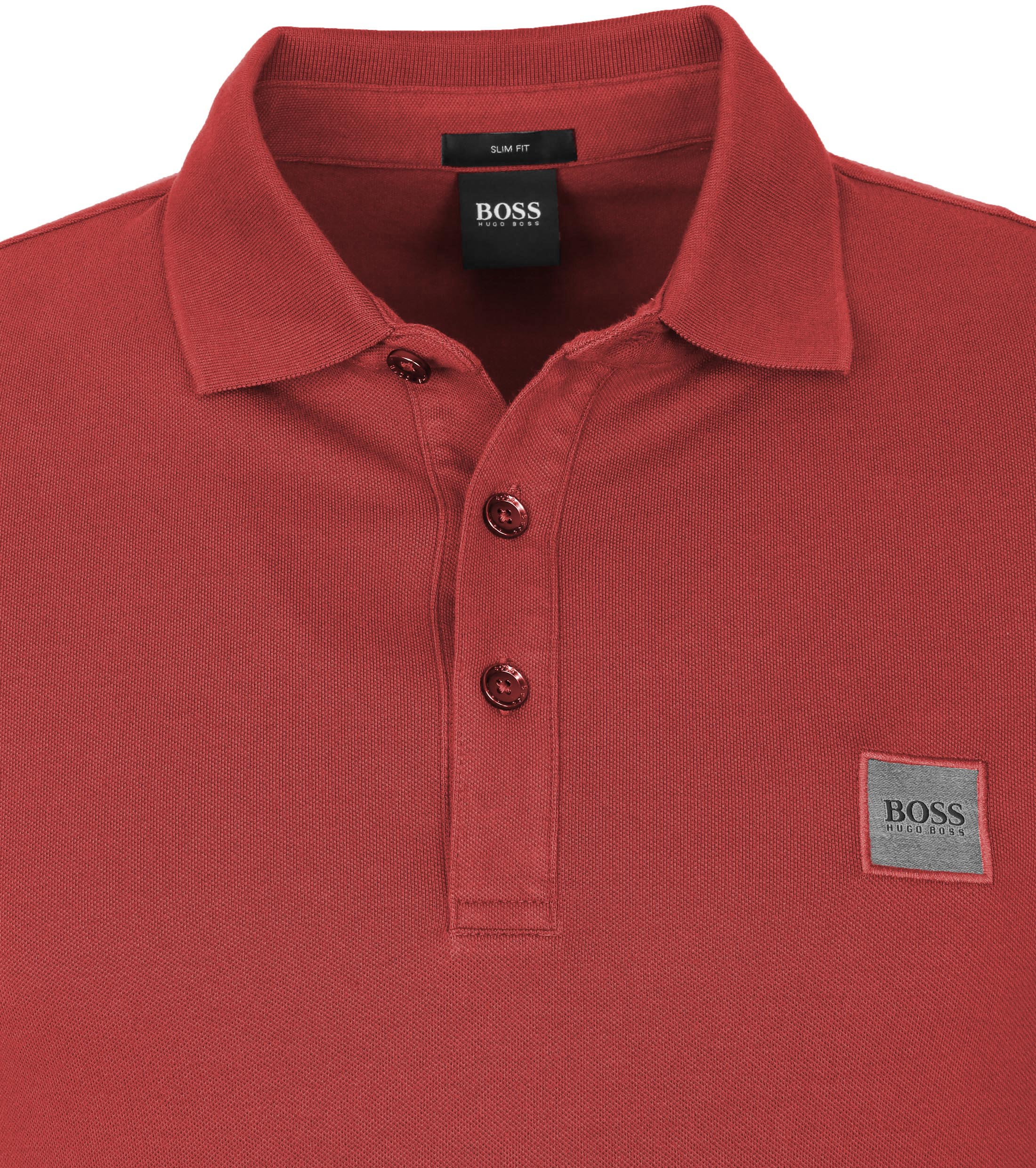 Hugo Boss Polo Passenger Rood