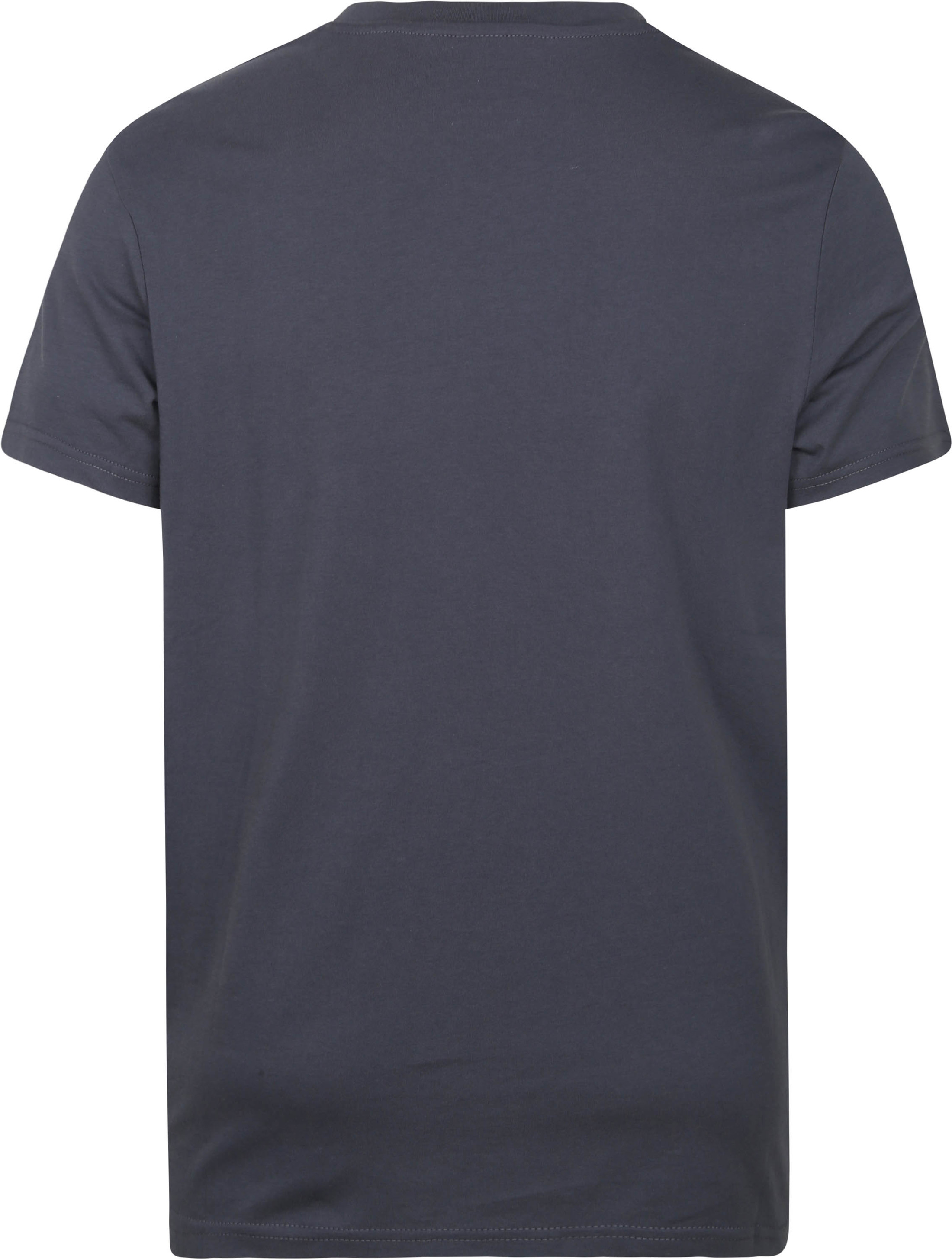 Hugo Boss T-shirt UV-Protection Donkergrijs