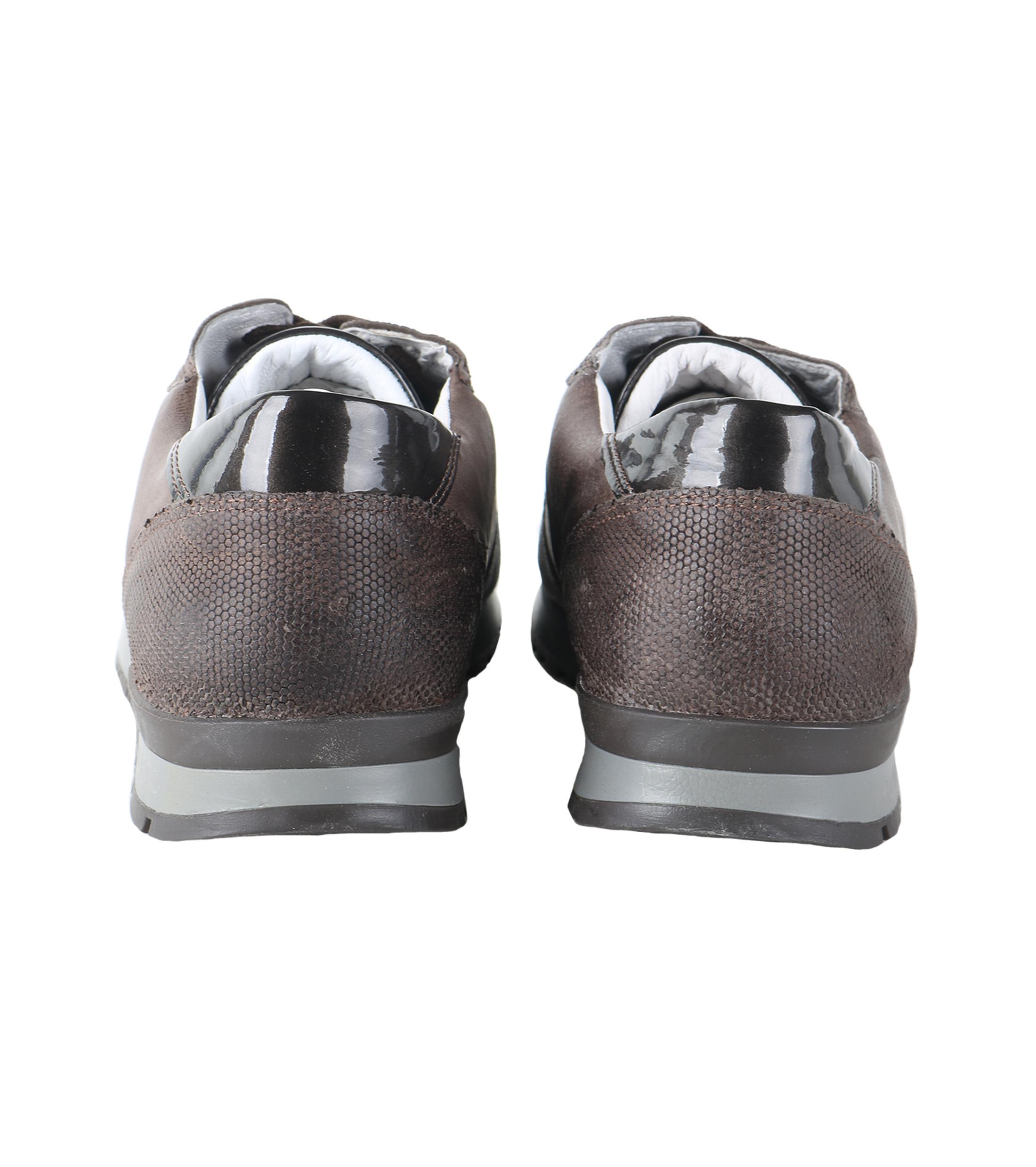 Humberto Sneaker Droit Macciato CtNF3