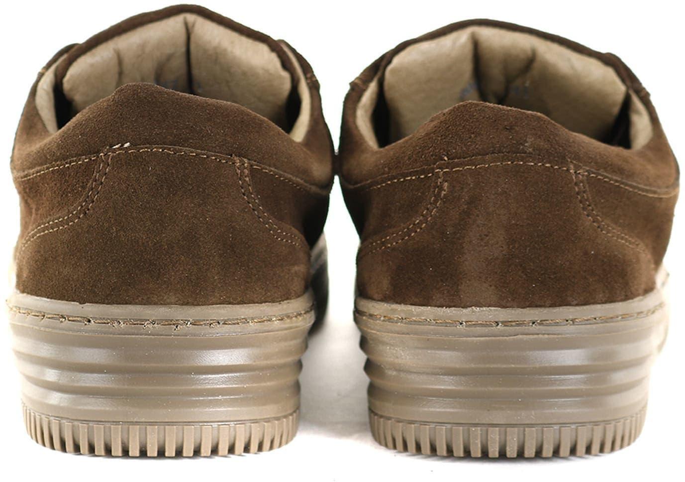 Humberto Sneaker Groen Suede foto 2
