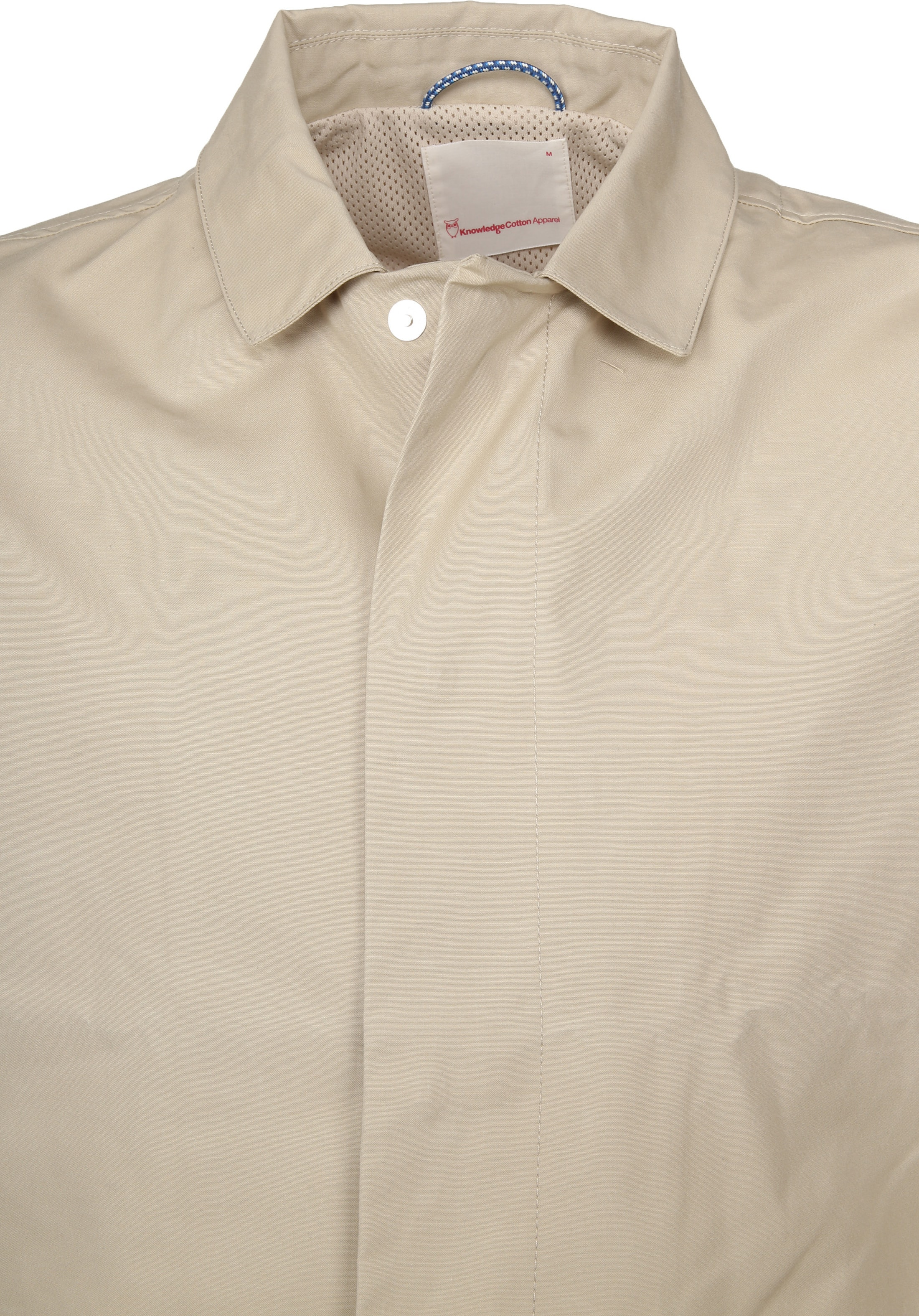 Knowledge Cotton Apparel Carcoat Beige foto 1