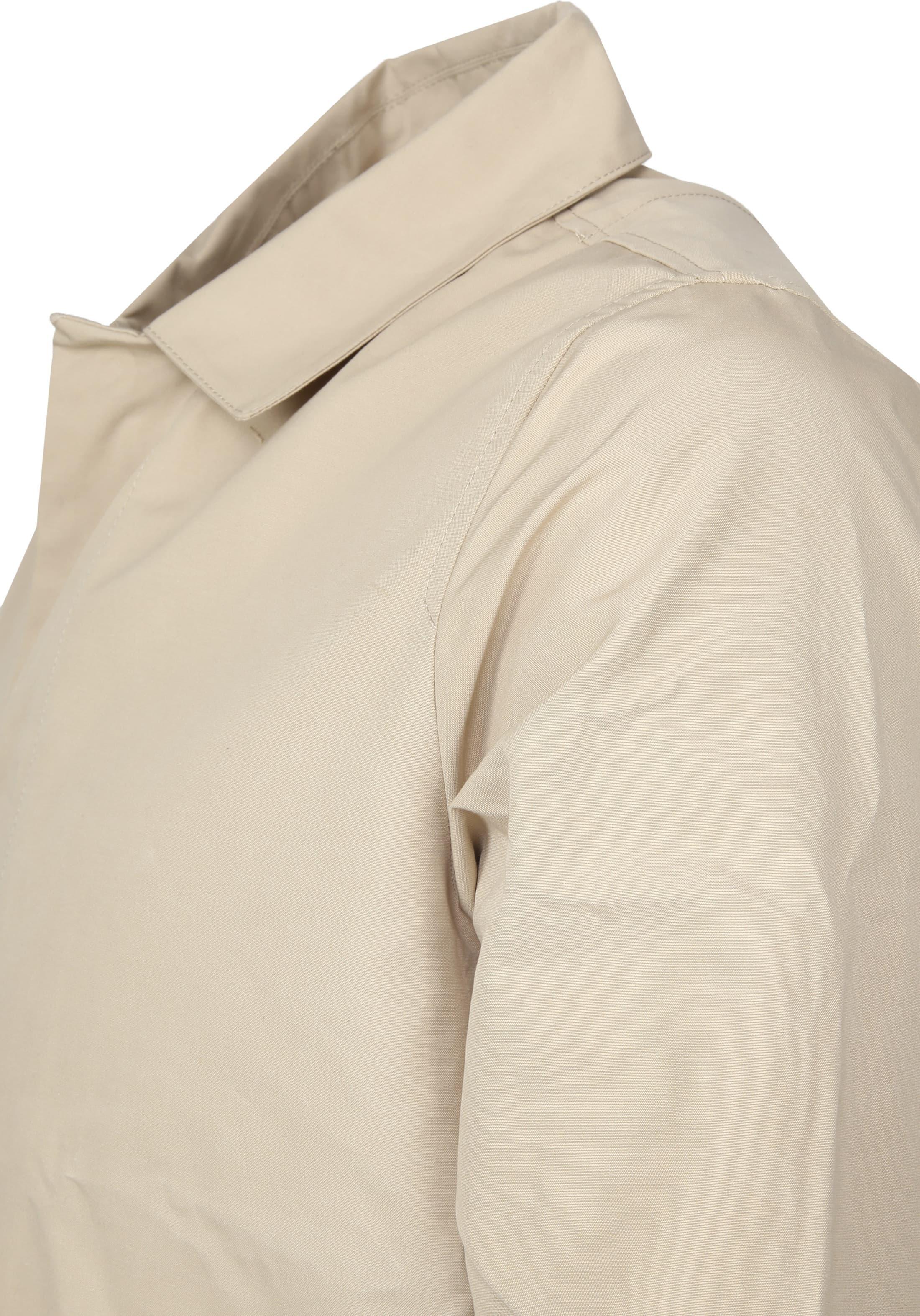 Knowledge Cotton Apparel Carcoat Beige foto 2
