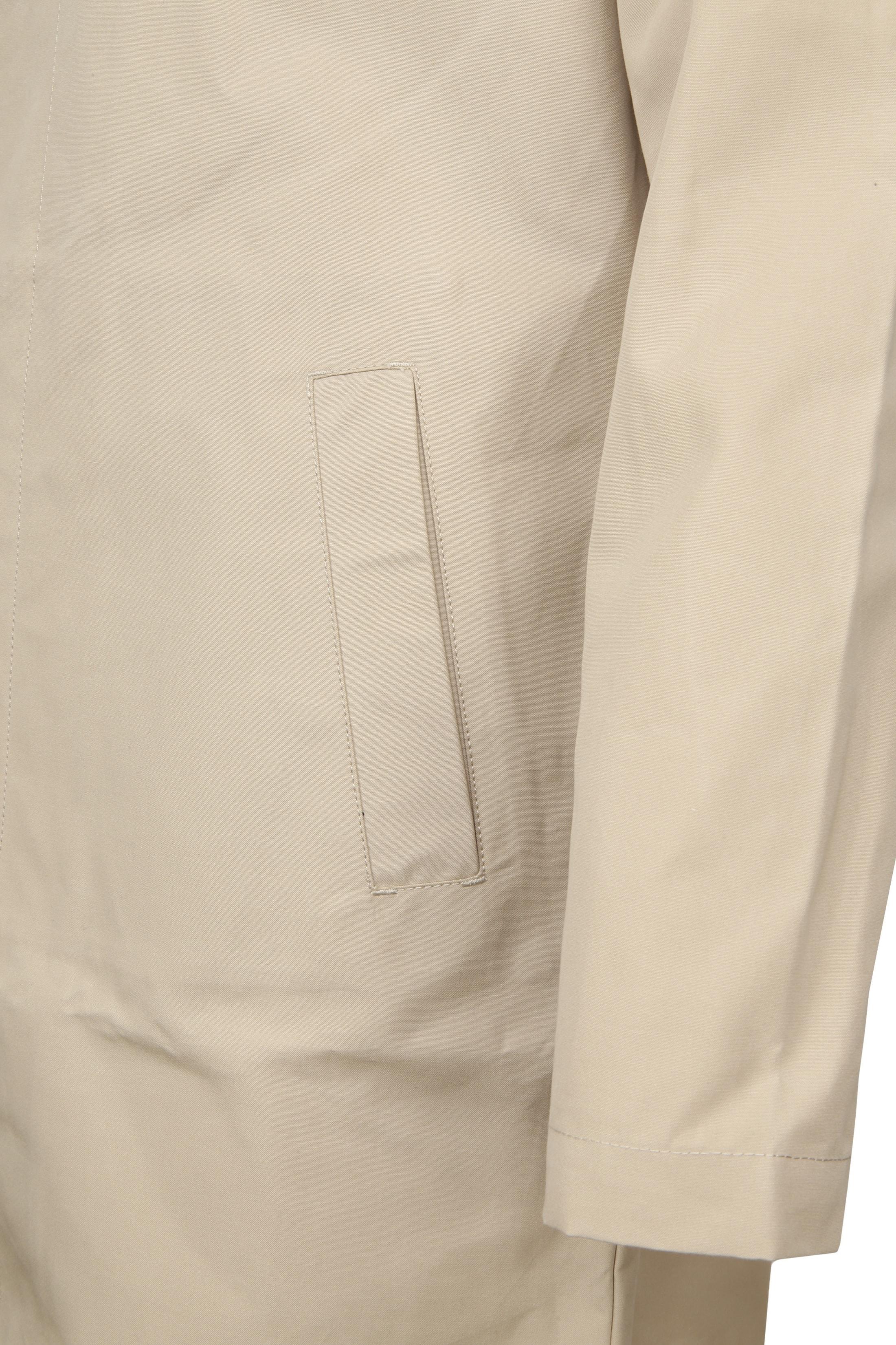 Knowledge Cotton Apparel Carcoat Beige foto 3