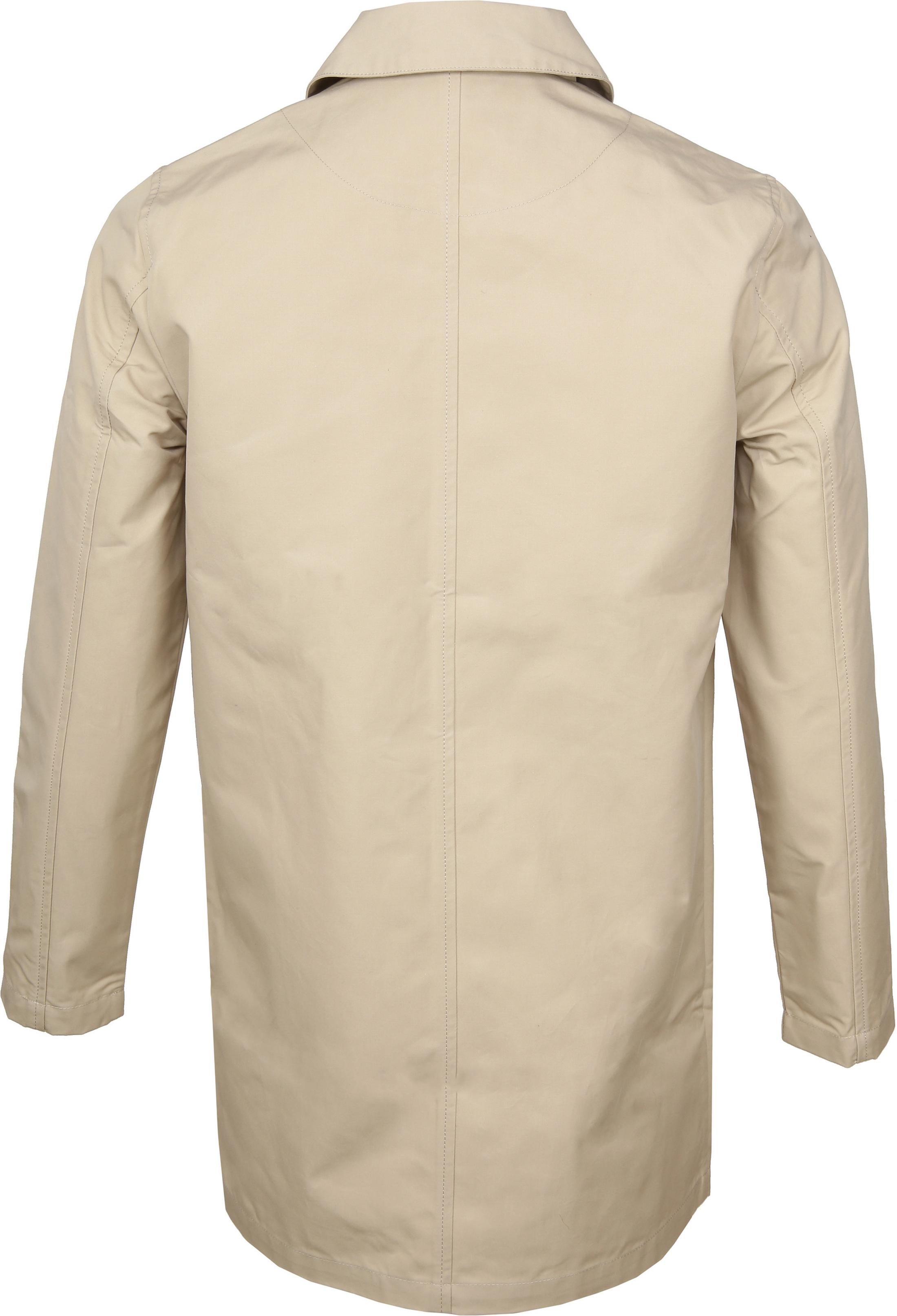 Knowledge Cotton Apparel Carcoat Beige foto 5
