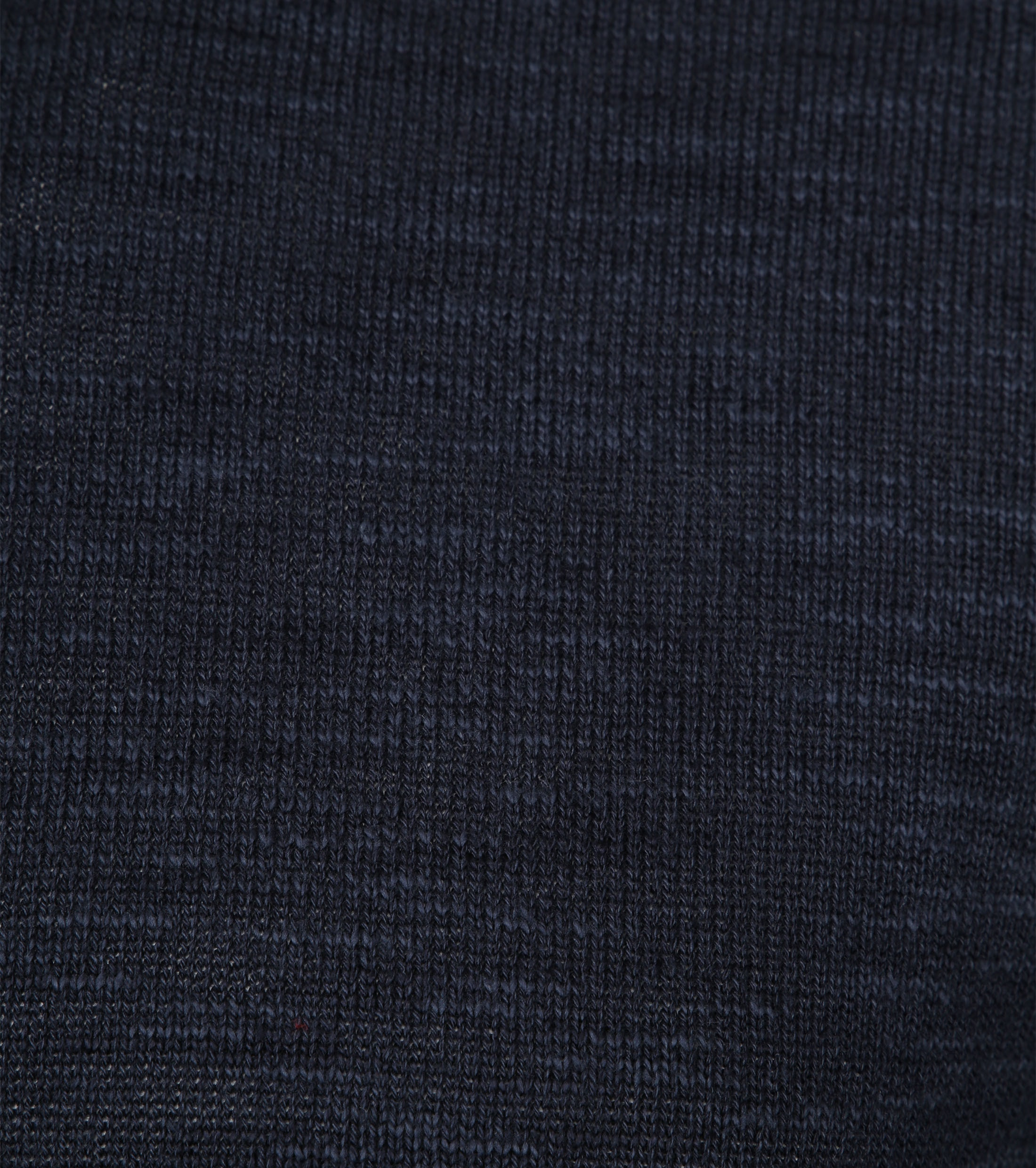 Knowledge Cotton Apparel Longsleeve Polo Navy foto 1