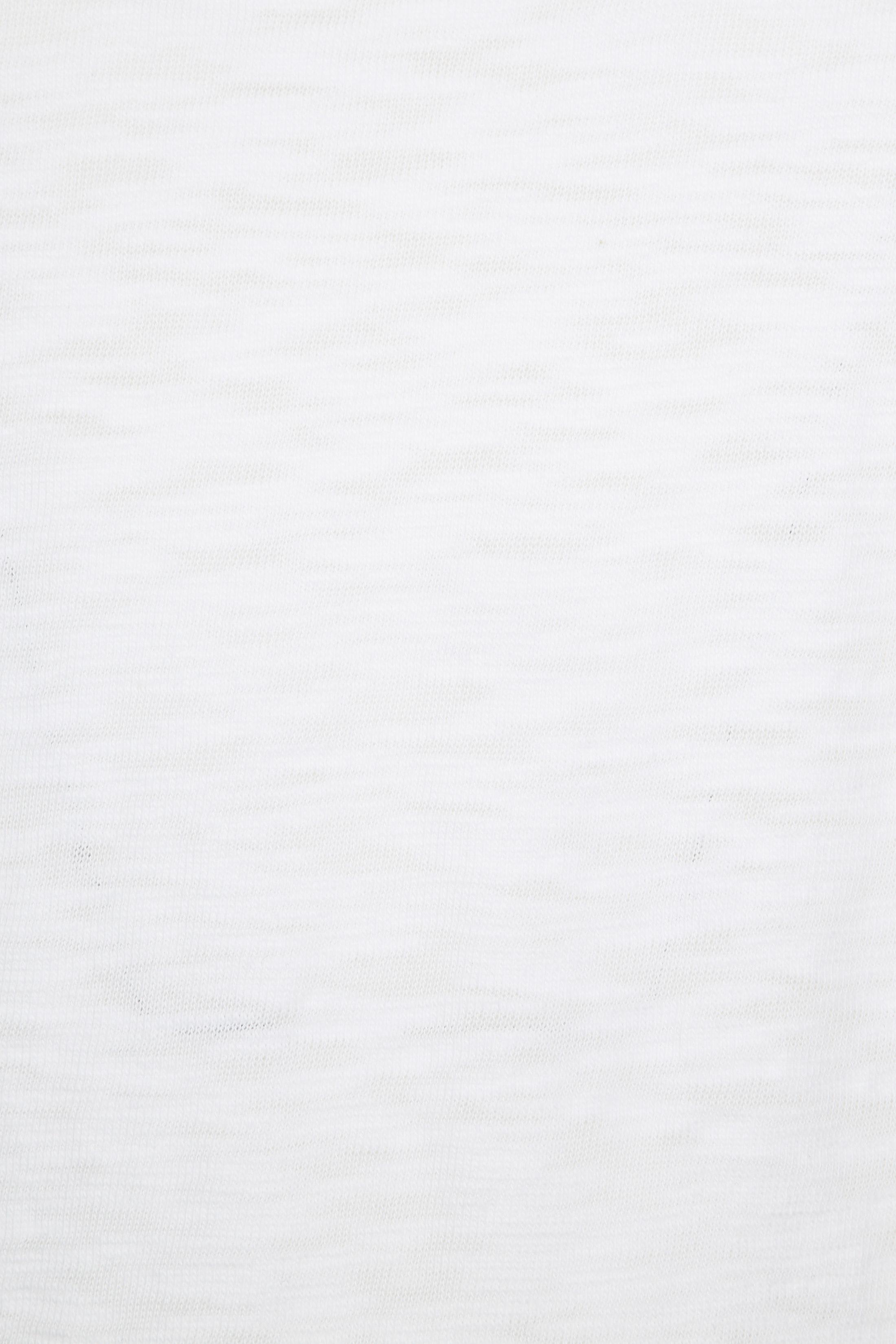 Knowledge Cotton Apparel LS T-shirt Wit foto 1