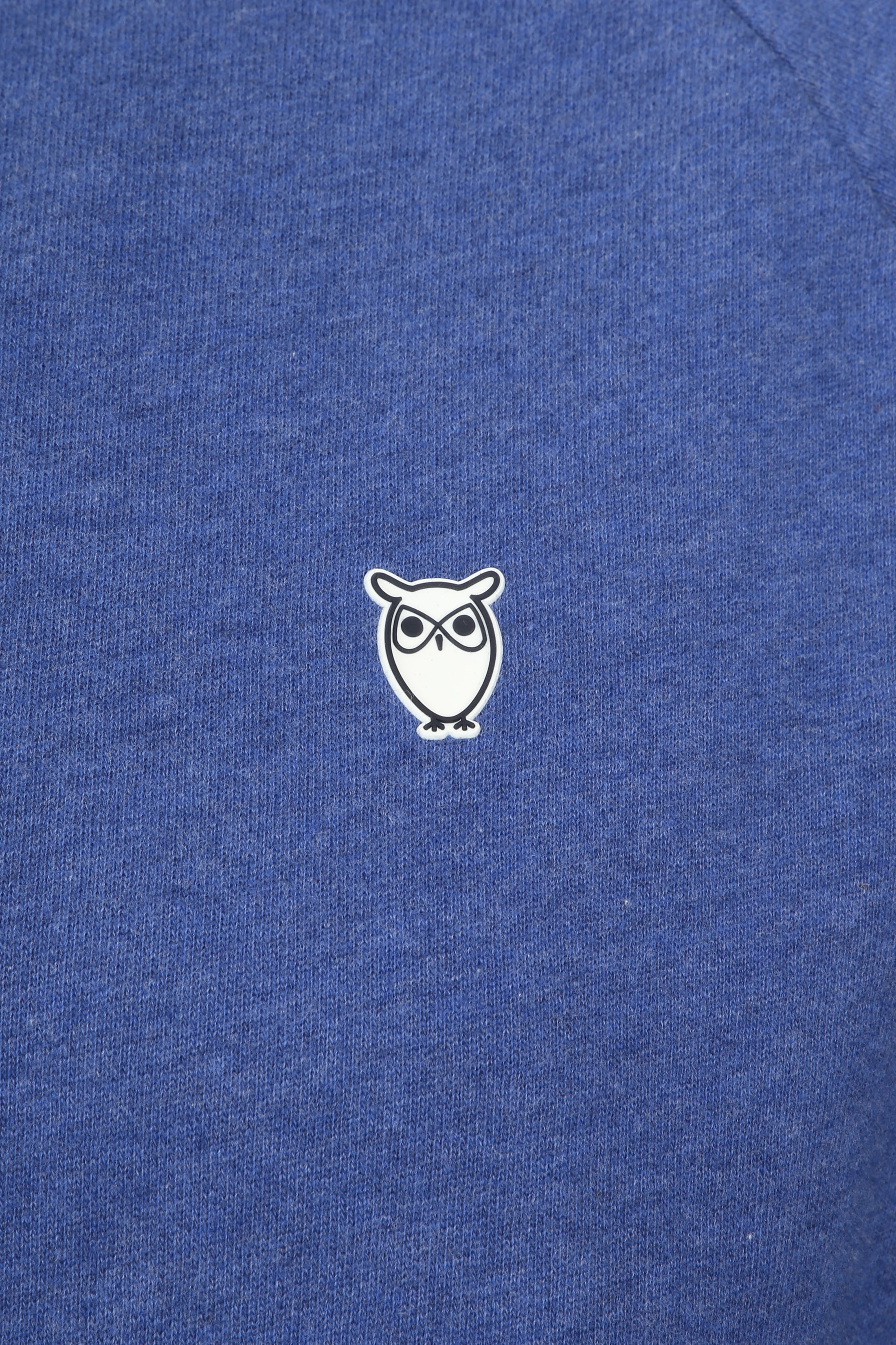 Knowledge Cotton Apparel Trui Blauw foto 1