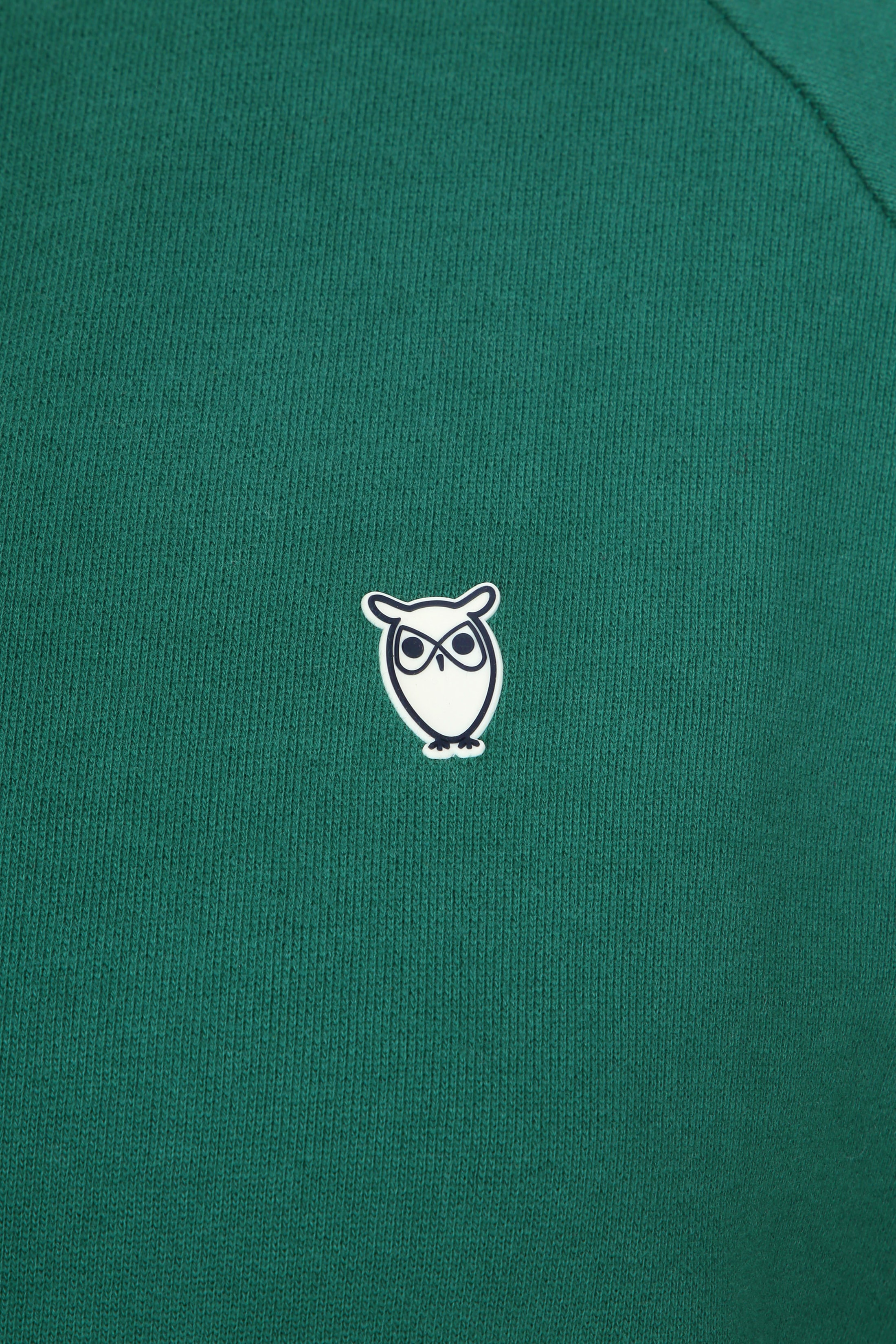 Knowledge Cotton Apparel Trui Groen foto 1
