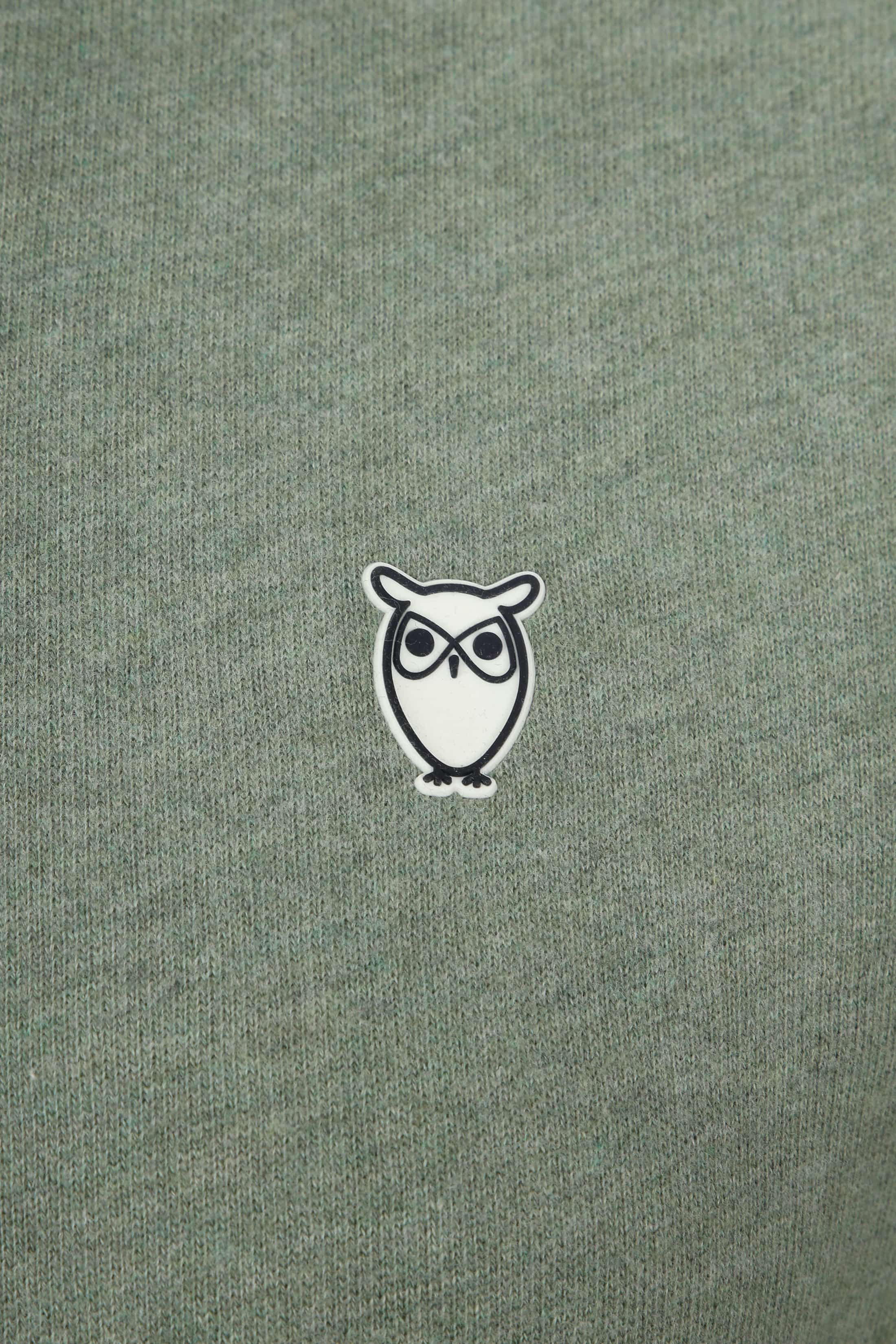 Knowledge Cotton Apparel Vest Groen foto 2