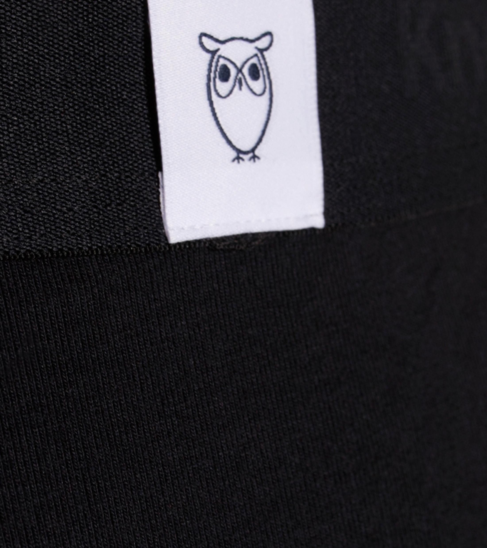 KnowledgeCotton Apparel Boxershorts Maple 2-Pack Zwart