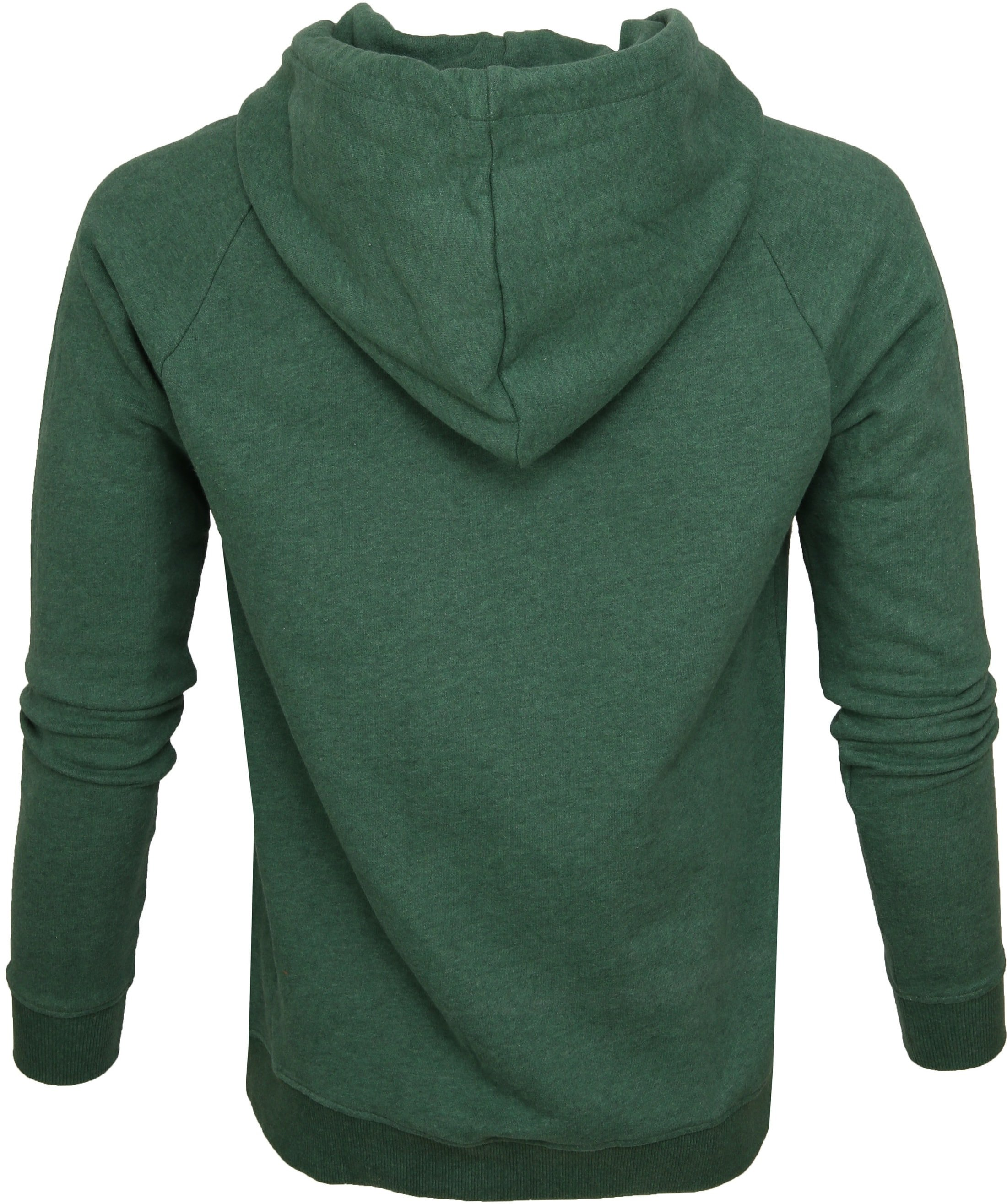KnowledgeCotton Apparel Hoodie Green foto 3