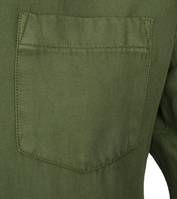 KnowledgeCotton Apparel Shirt Twill Green photo 2