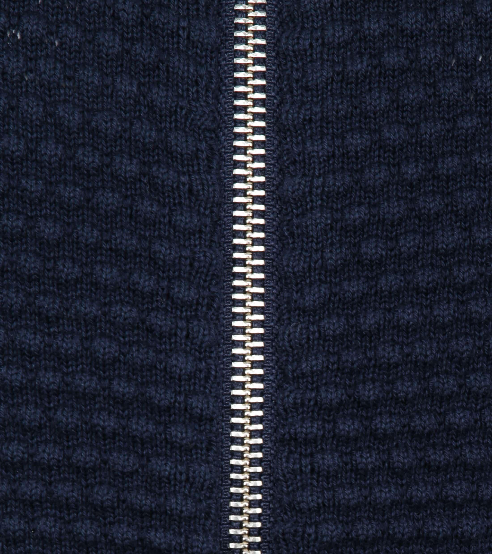 KnowledgeCotton Apparel Vest Sailor Navy