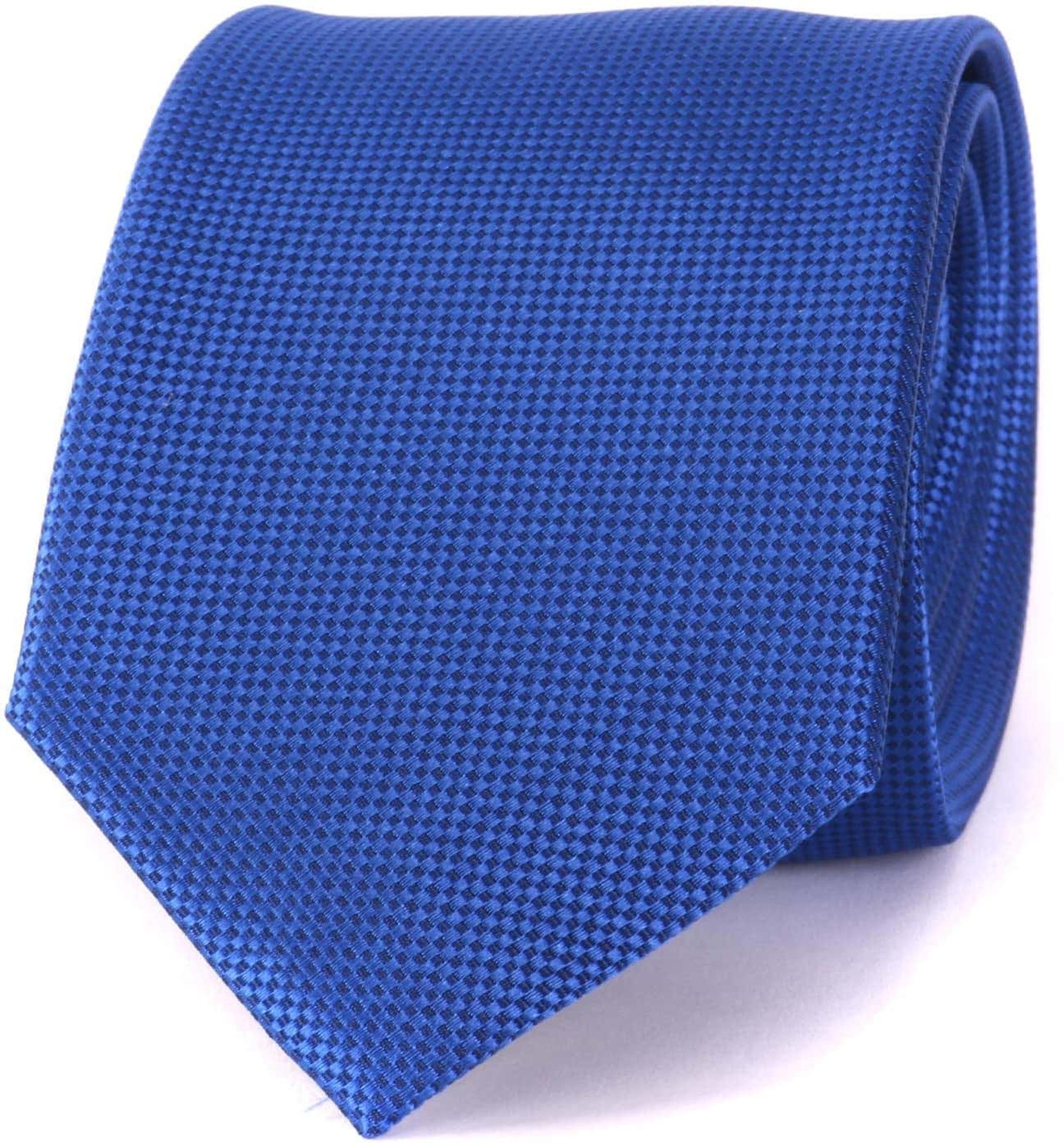 Kolbalt Blau Krawatte 14a