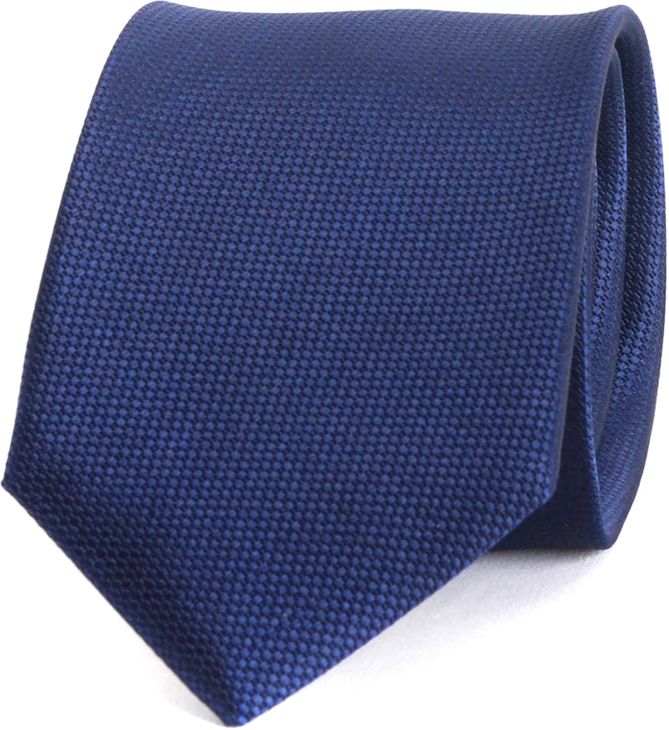 Krawatte Dunkelblau 02A