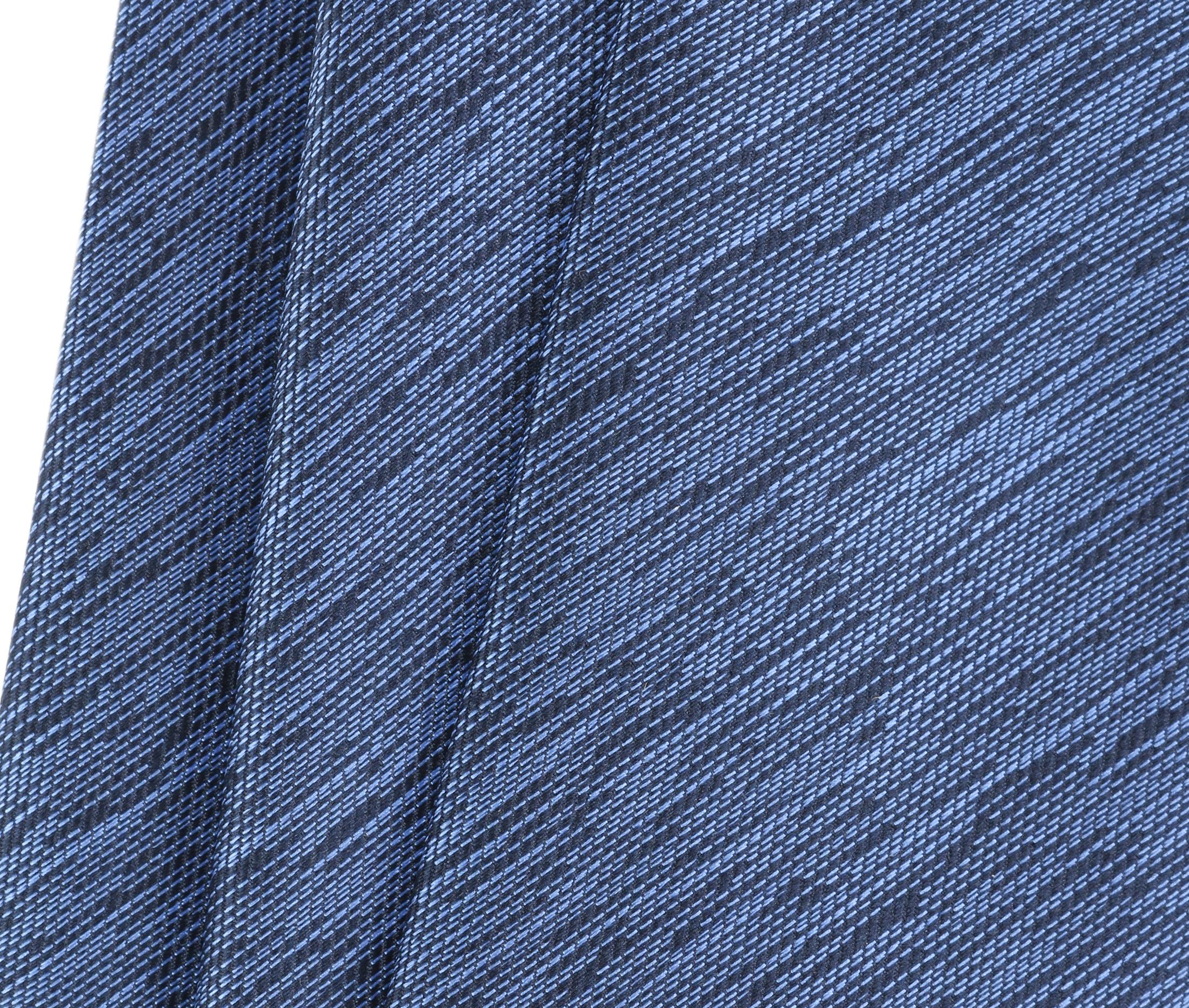 Krawatte Seide Blue 9-17 foto 2