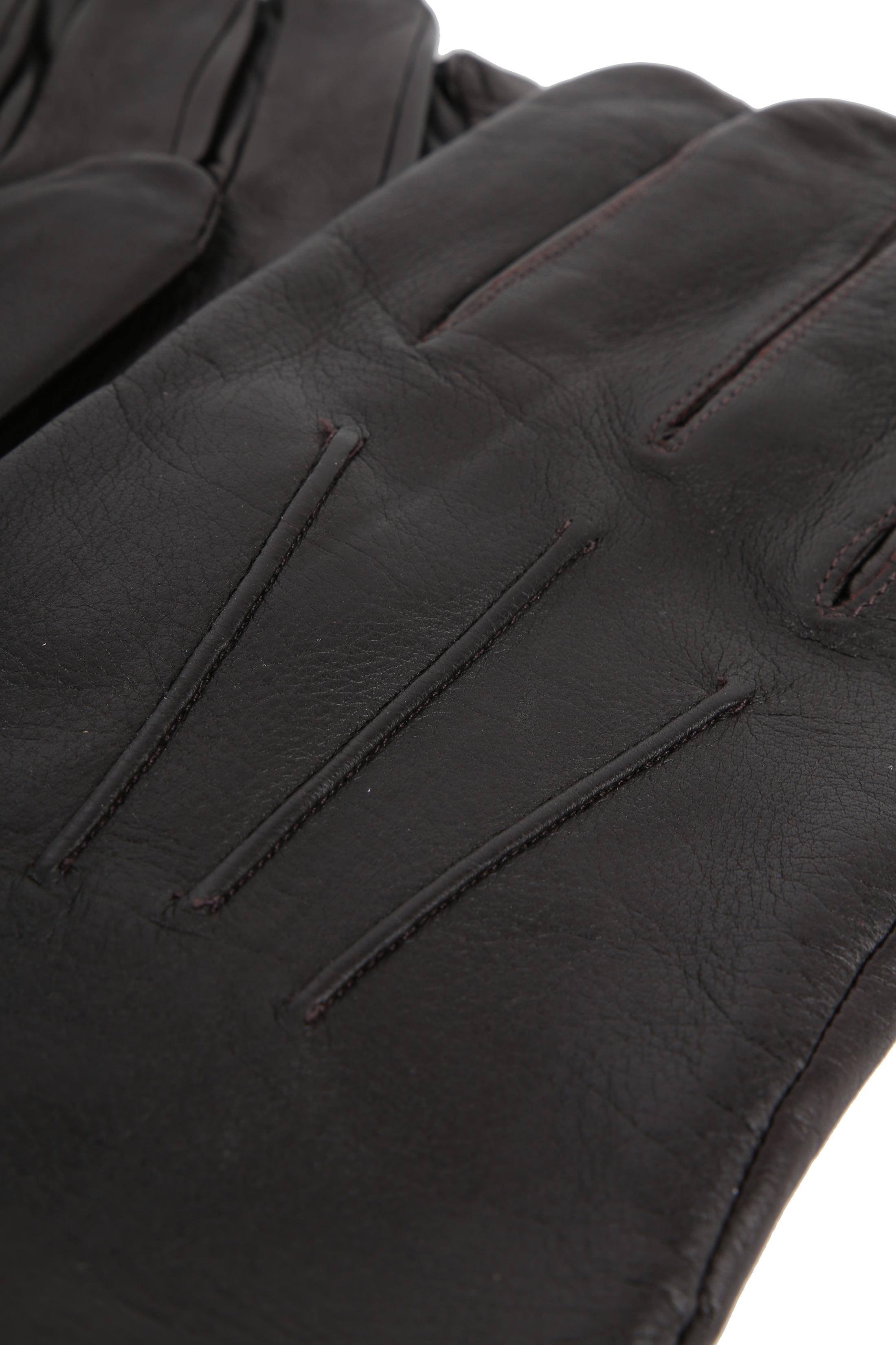 Laimböck Handschuhe Edinburgh Braun