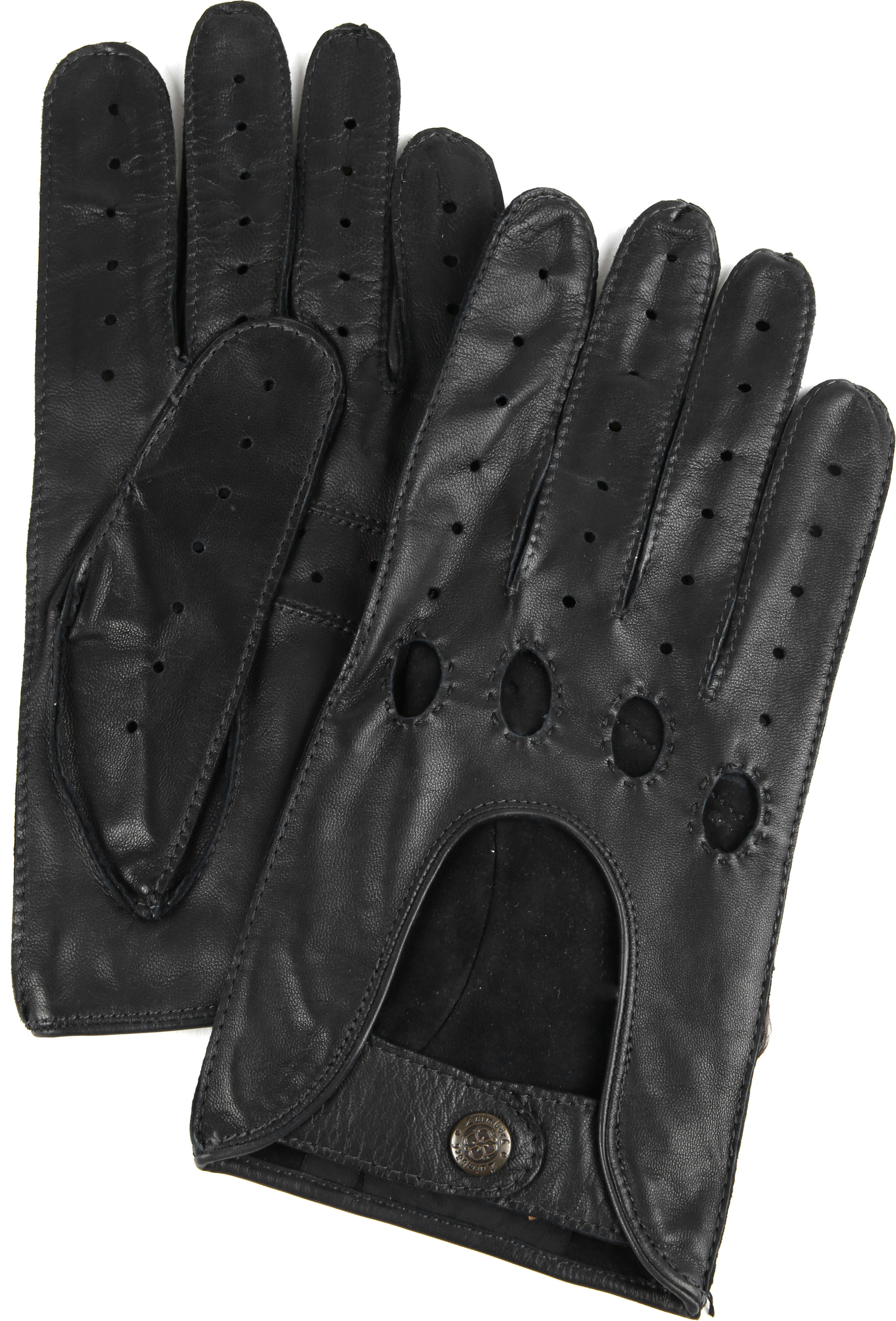 Laimbock Car Gloves Miami Black foto 0