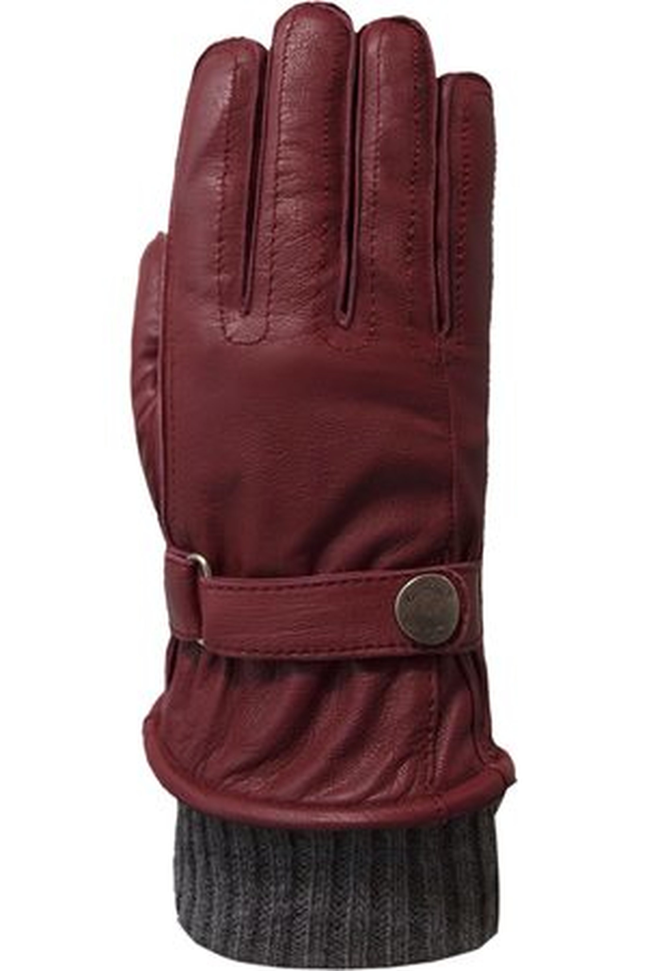 Laimbock Gloves Fremont Burgundy