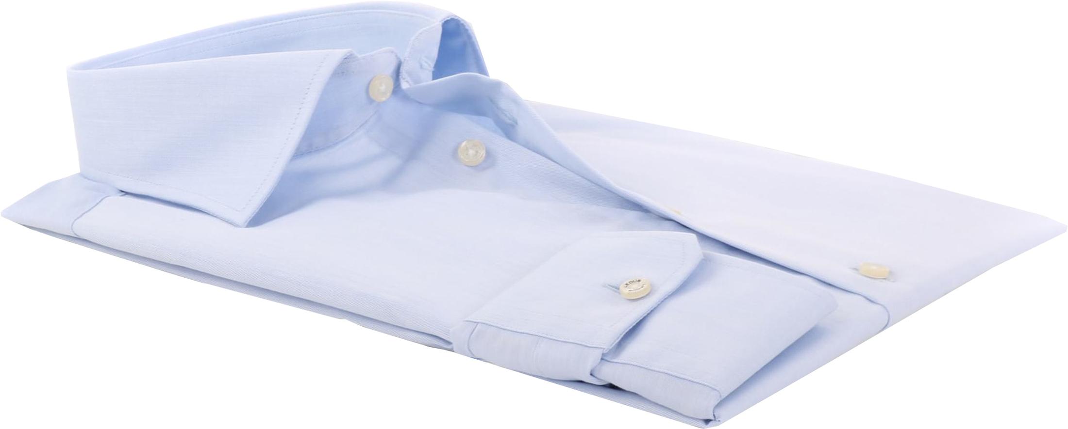 Ledub Non Iron Shirt Blue foto 2