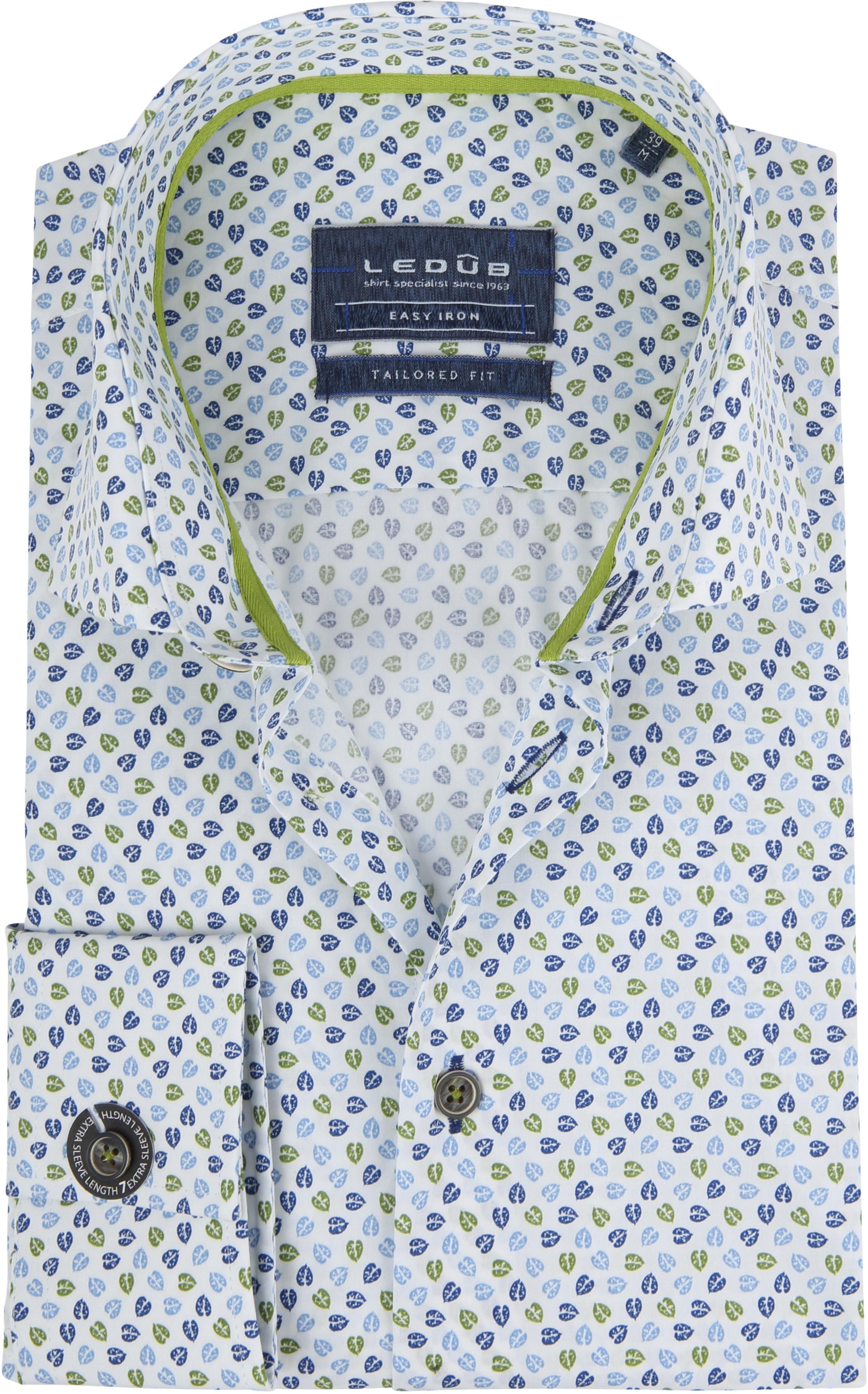 Ledub Overhemd MF Bloem foto 5