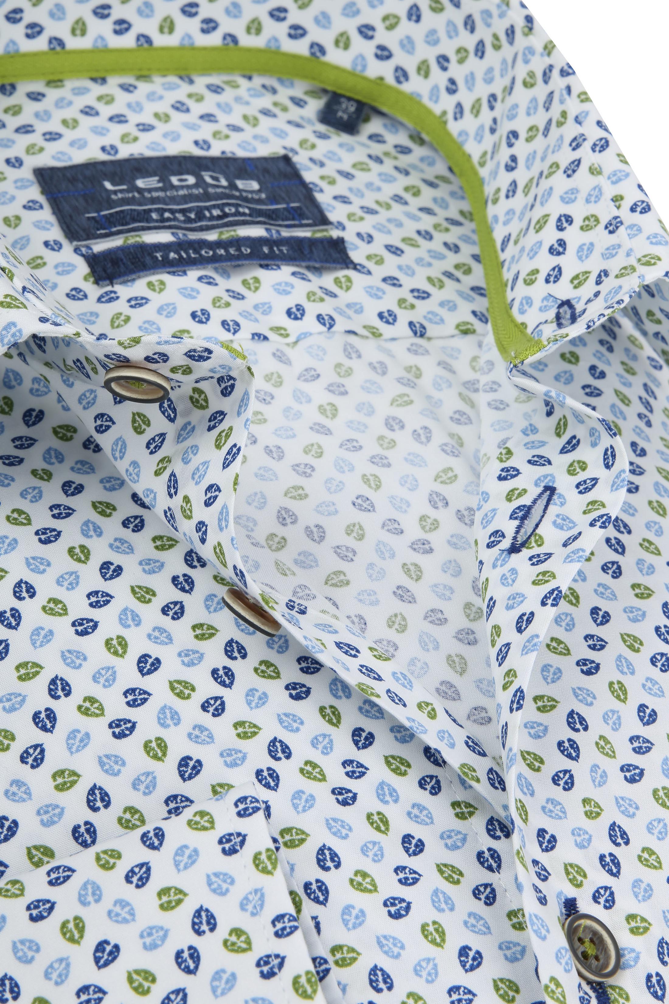 Ledub Overhemd MF Bloem foto 6
