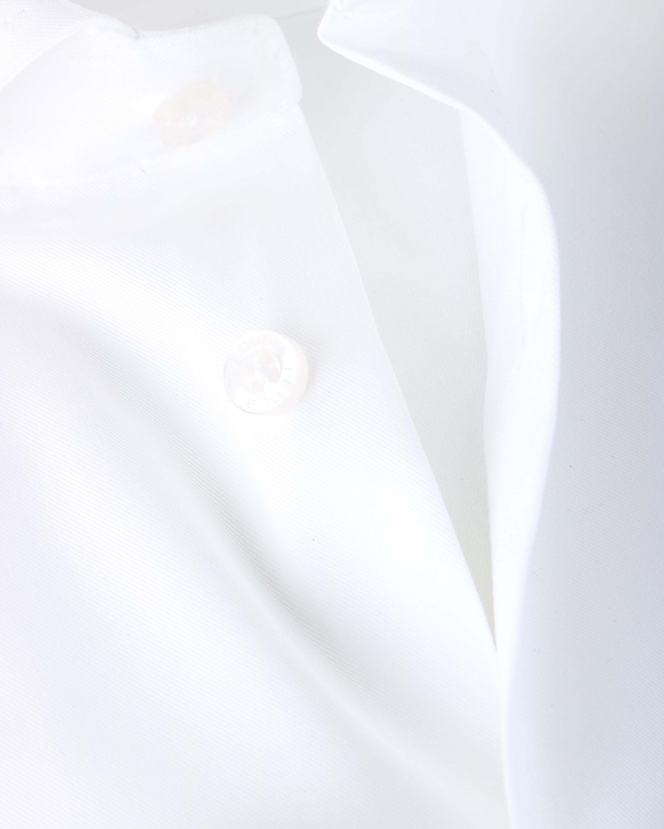 Ledub Overhemd Wit  Non Iron foto 1