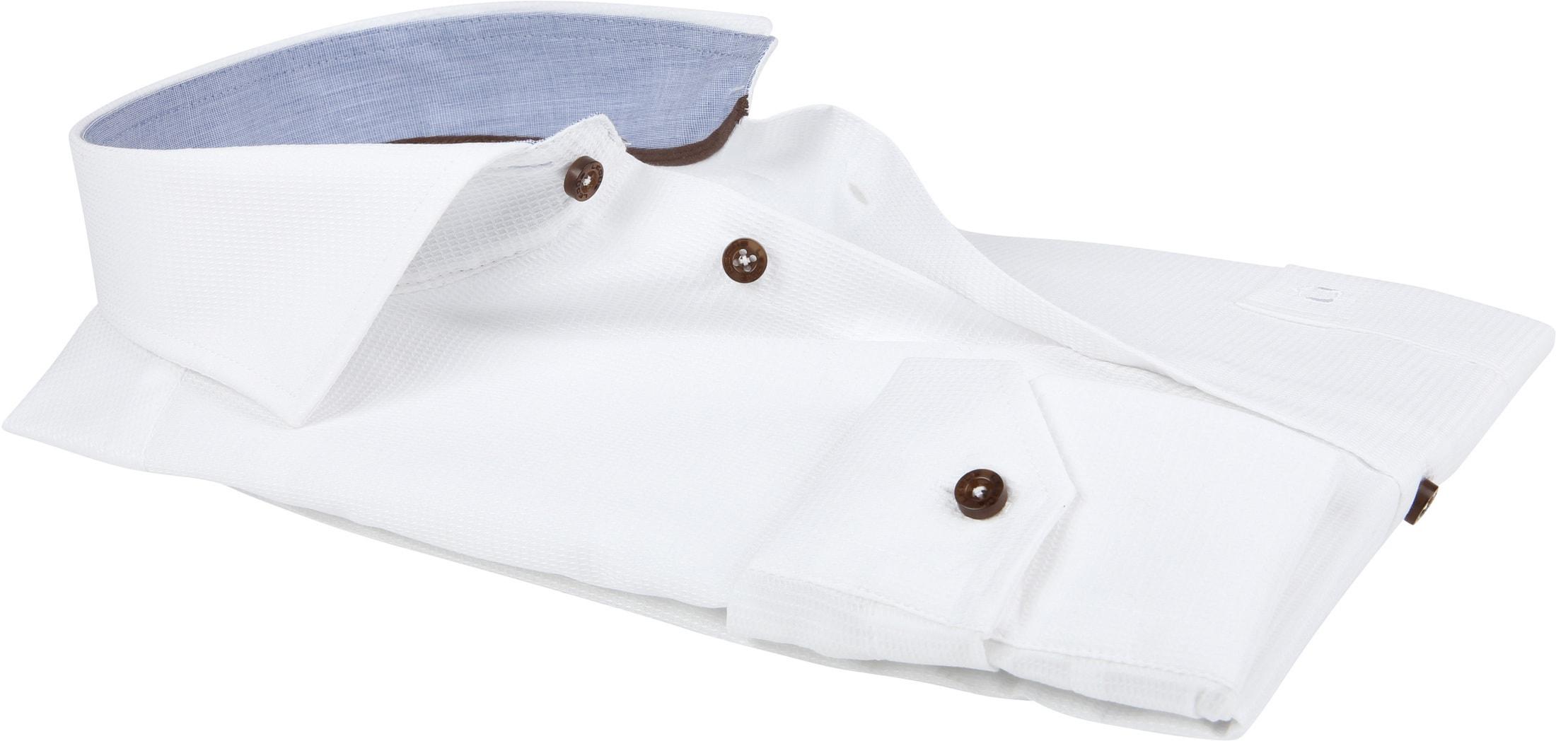 Ledub Shirt White MF foto 3