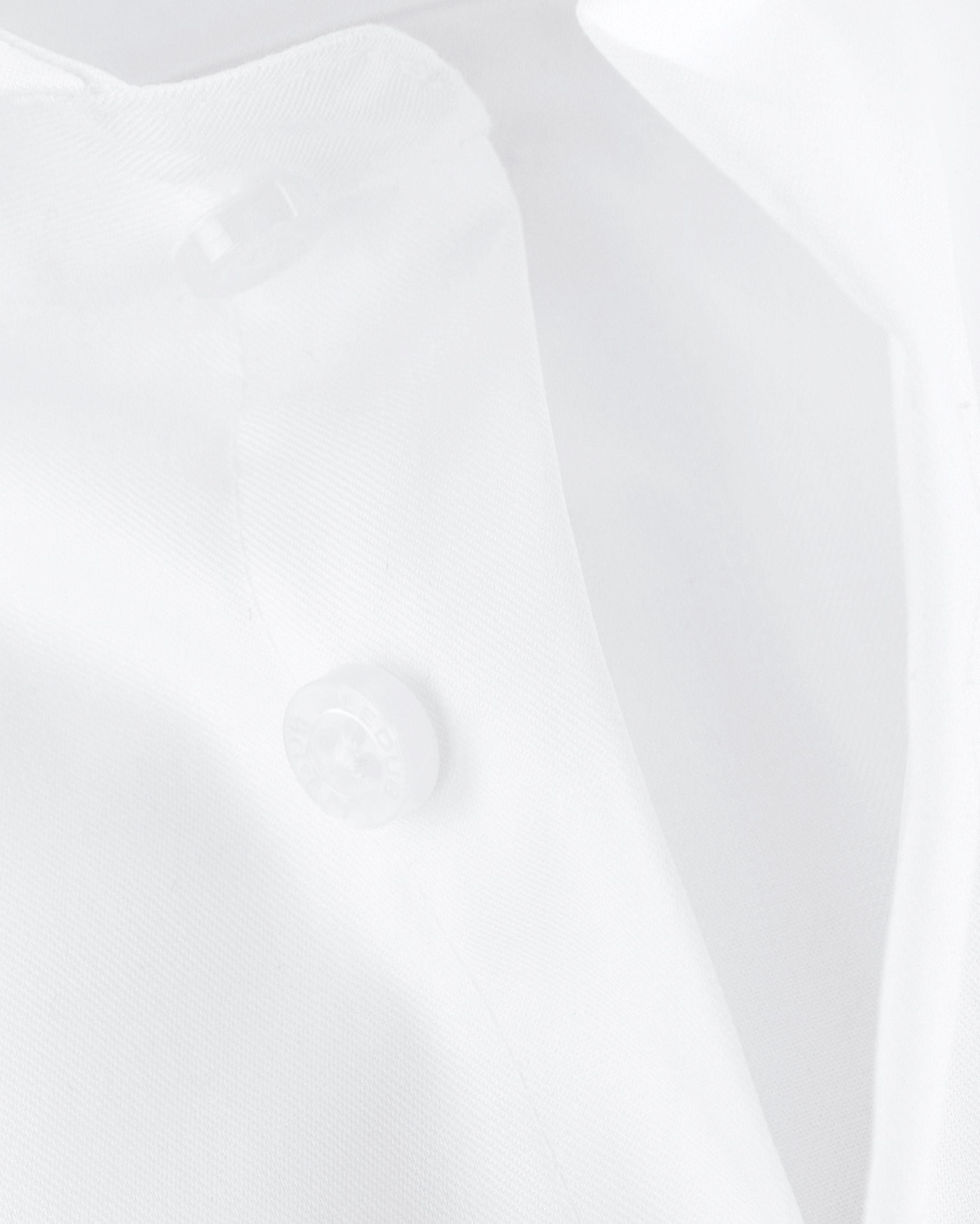 Ledub SL7 Hemd Bügelfrei Weiß foto 1