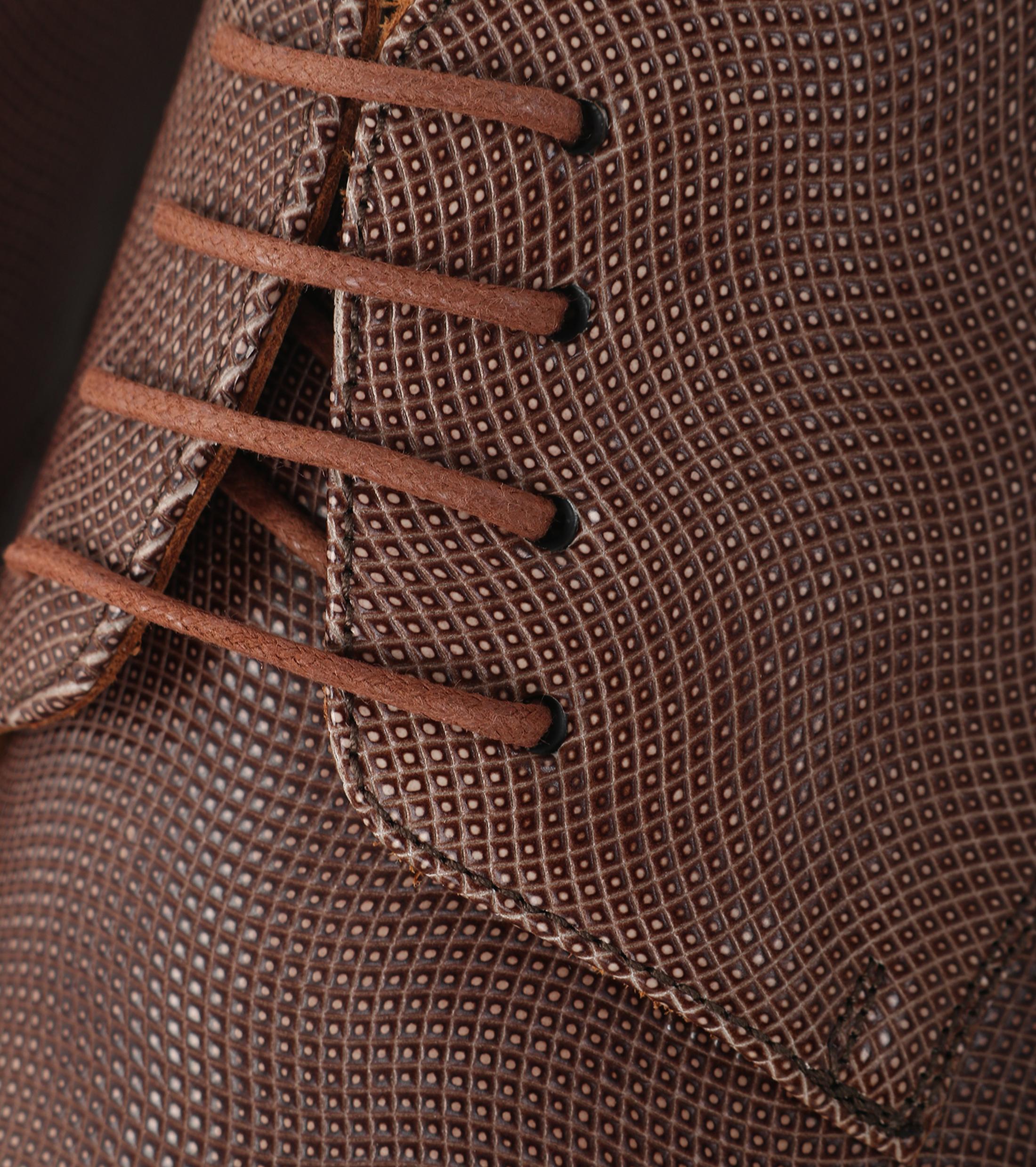 Chaussures Pour Hommes En Cuir Marron De Halley 7Amm1NVhvo