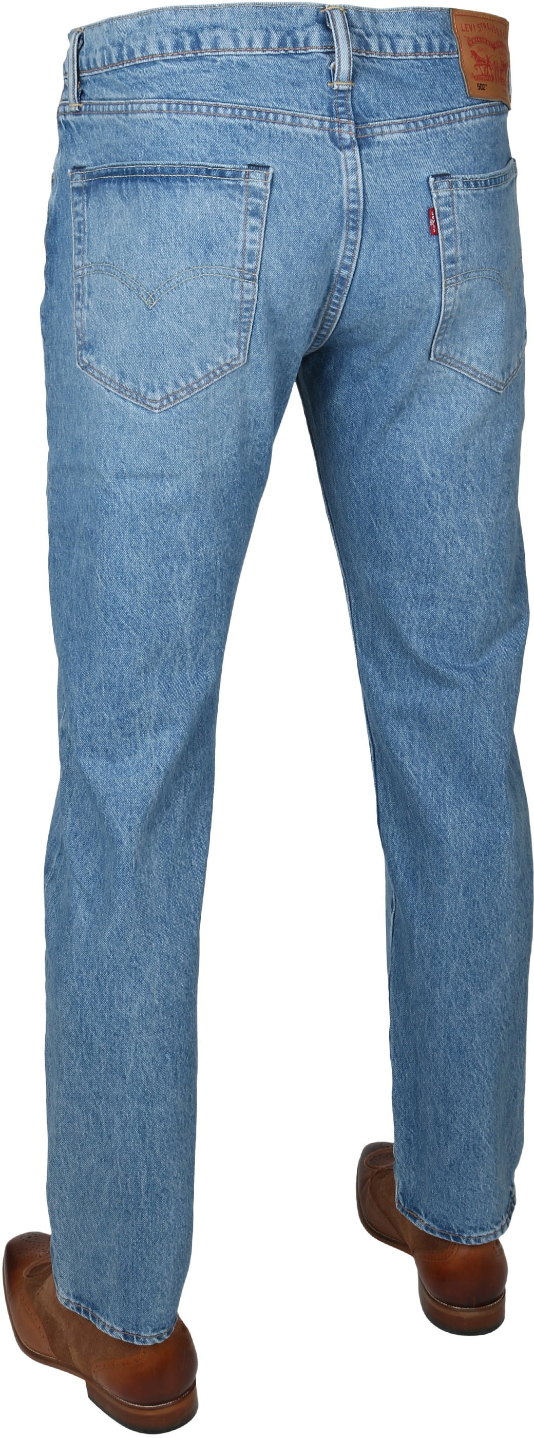Levi's 502 Jeans Regular Fit foto 2