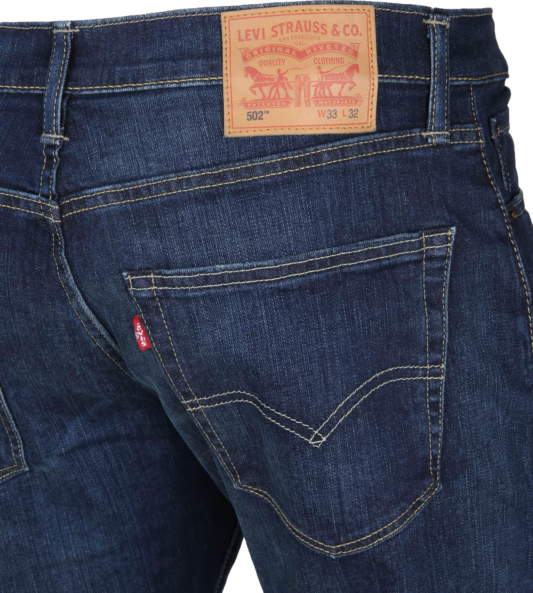 Levi's 502 Jeans Taper Rain foto 3