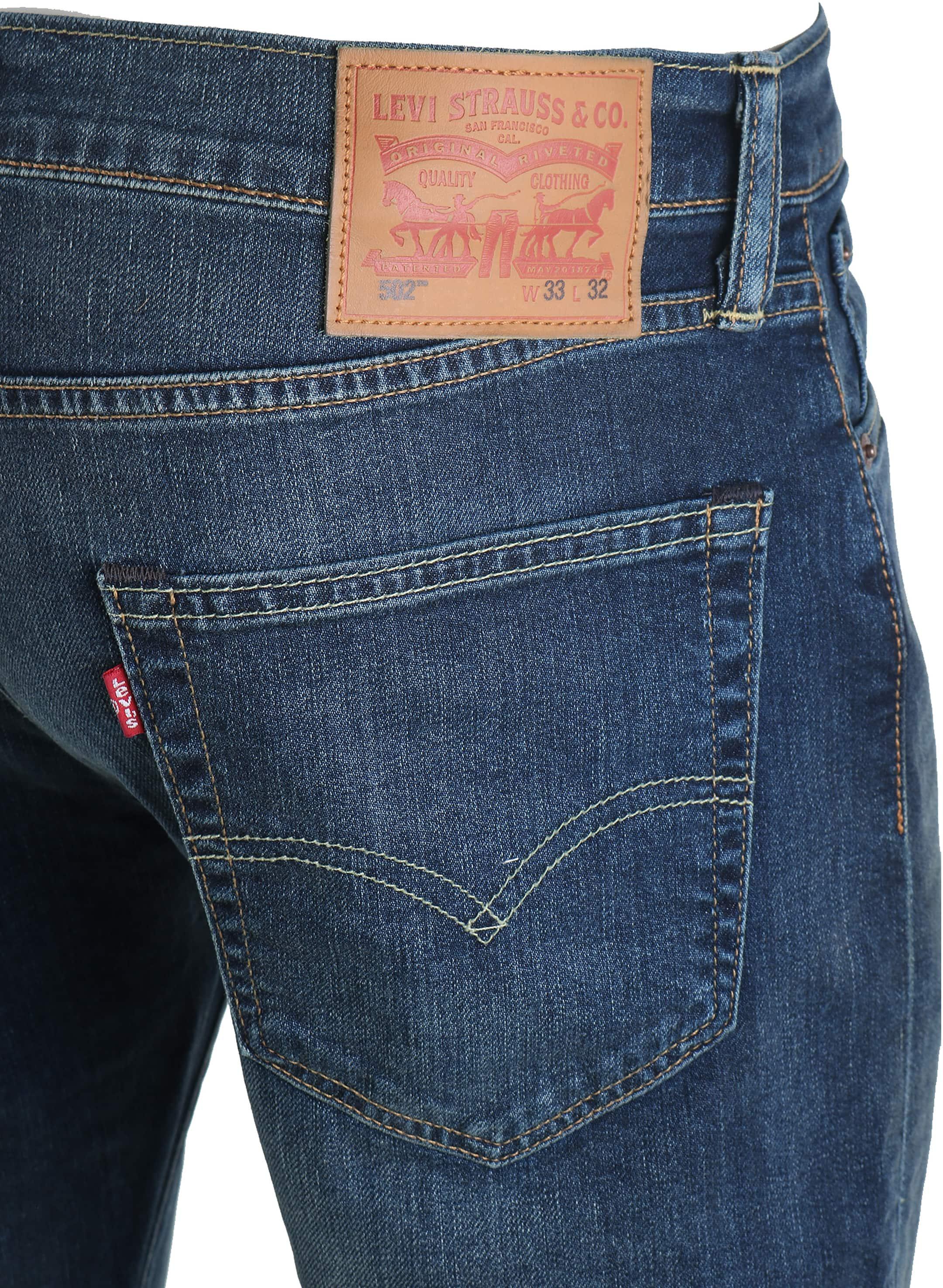 Levi's 502 Jeans Torch foto 2