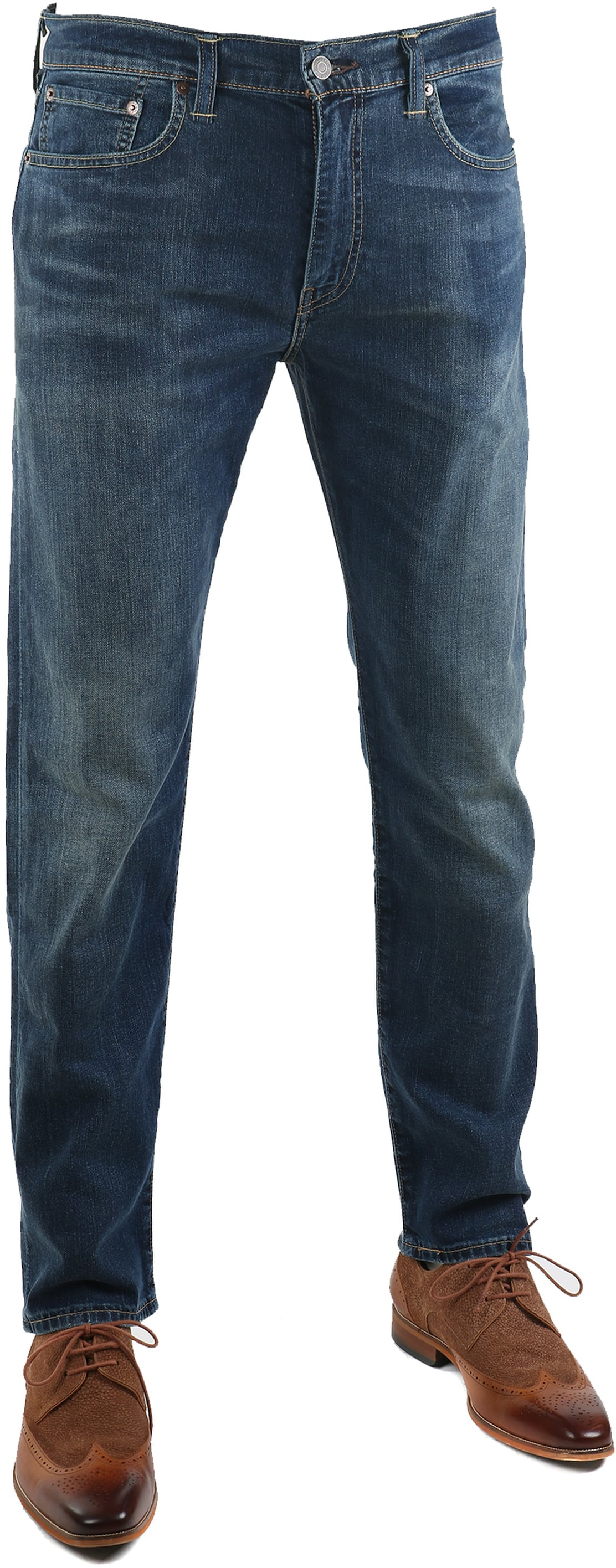 Levi's 502 Jeans Torch Washed Blue 0017 foto 0