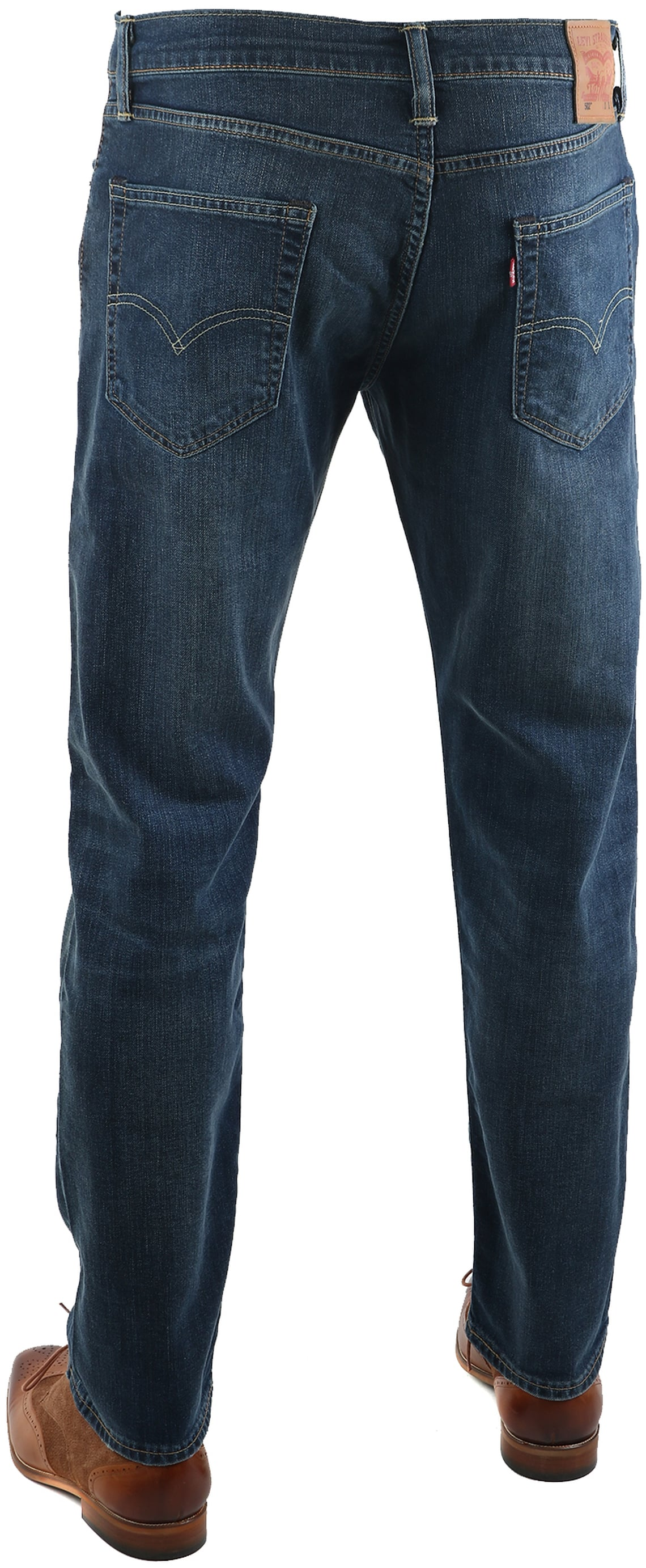 Levi's 502 Jeans Torch Washed Blue 0017 foto 3