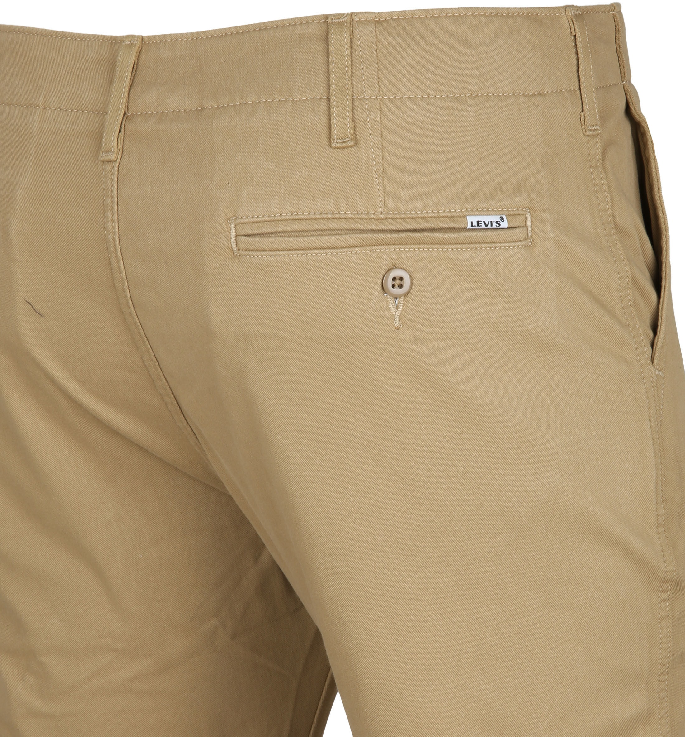 Levi's 502 True Chino Harvest Gold foto 3