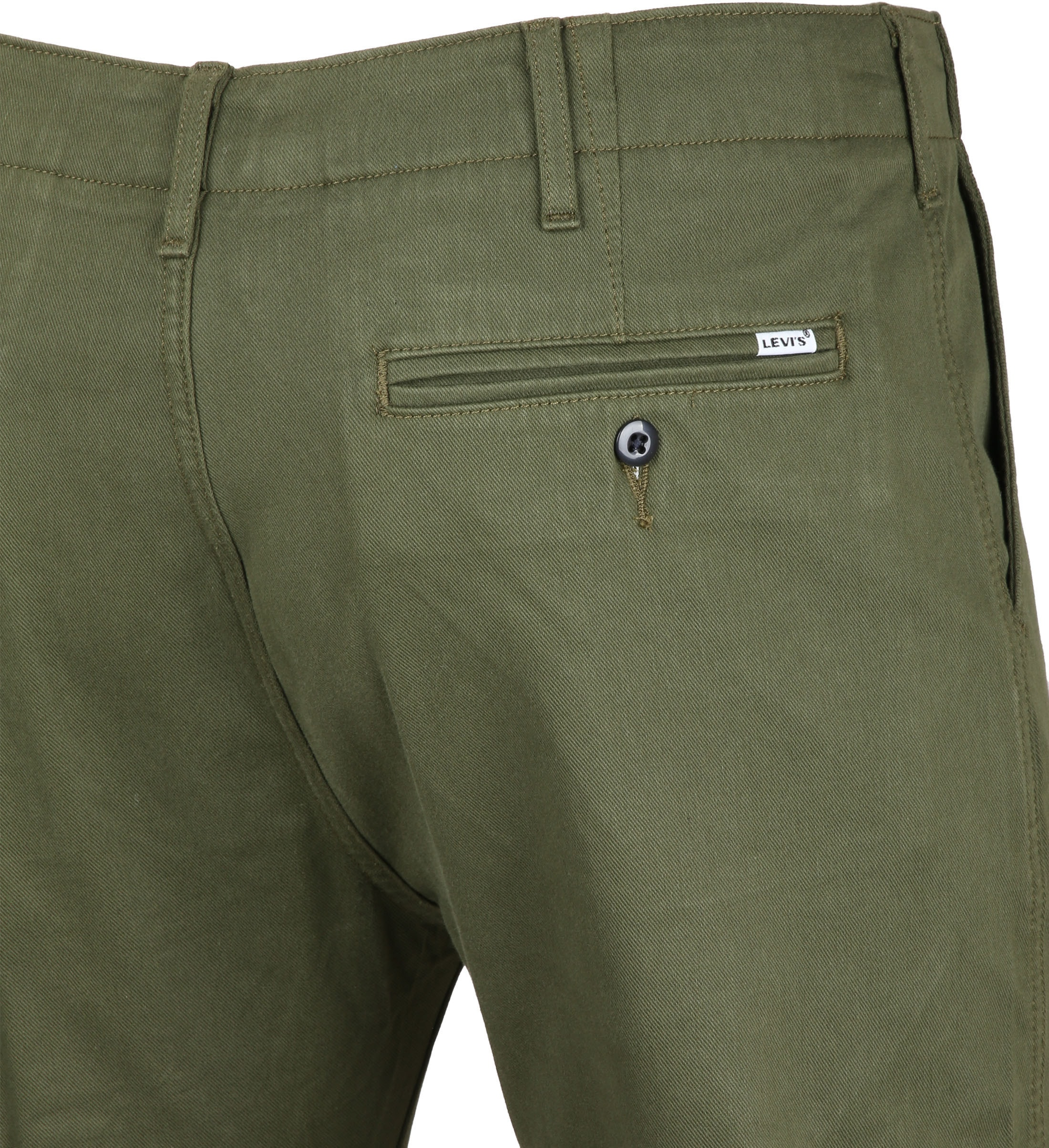 Levi's 502 True Chino Rainforest Green foto 3