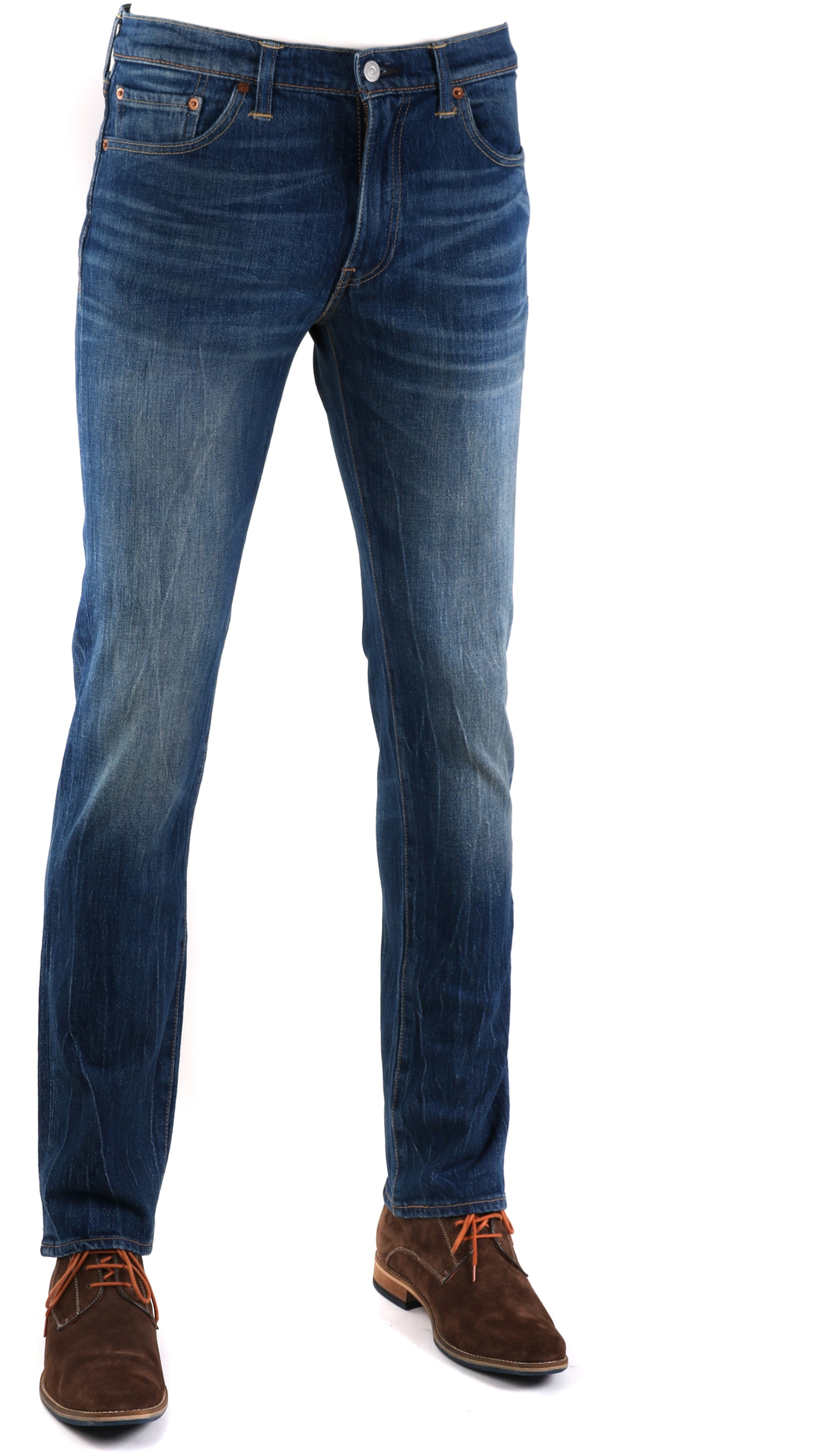 Levi's 511 Jeans Slim Fit Darkblue 1876 foto 0