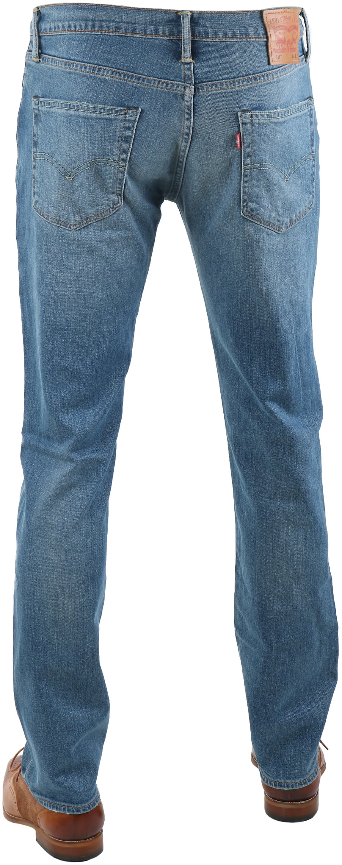 Levi's 511 Jeans Slim Fit Light Denim 1096 foto 1